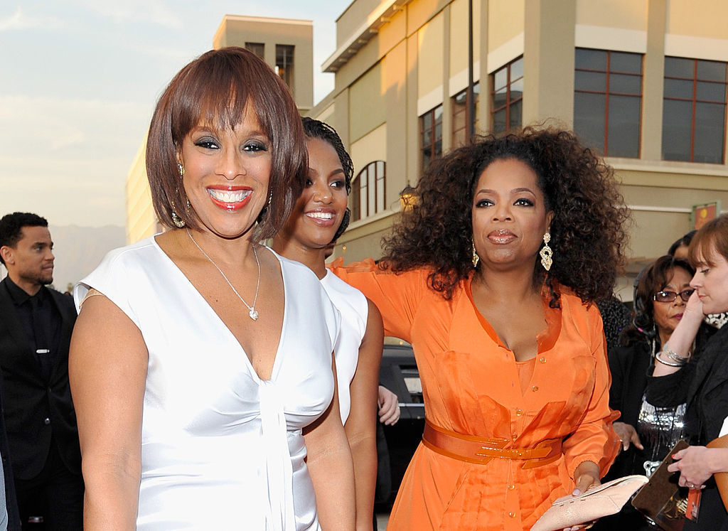COMMENTARY: Gayle King's highs and lows have made one thing clear — the CBS veteran is much more than 'Oprah's friend'