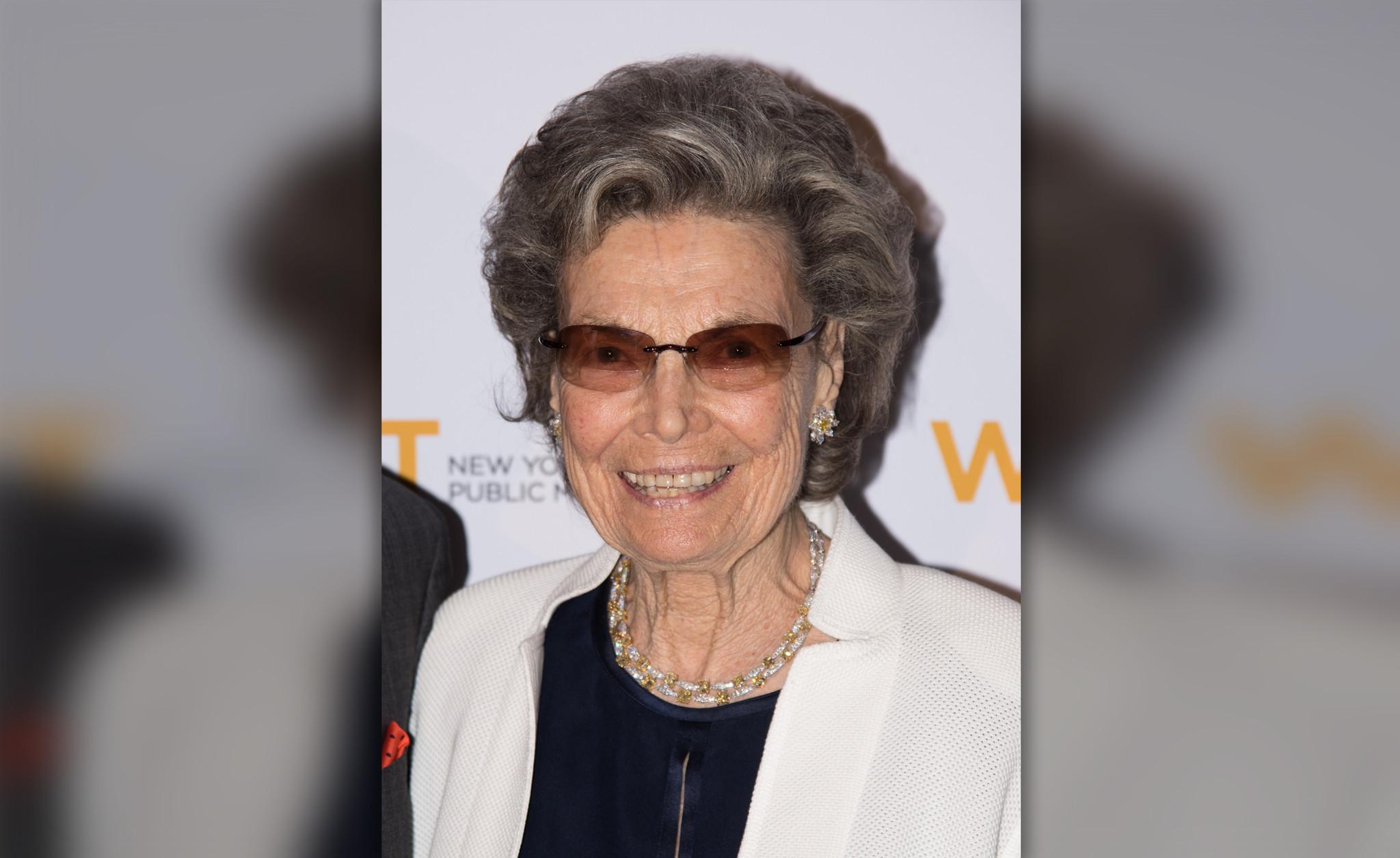 Rosalind P. Walter, aka Rosie the Riveter, has died at 95