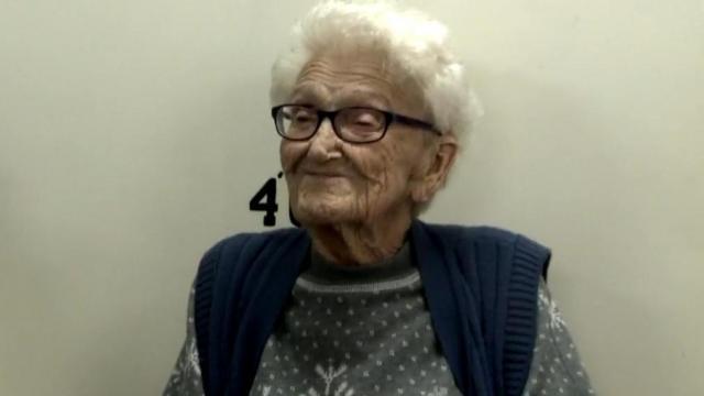 North Carolina woman celebrates 100th birthday behind bars