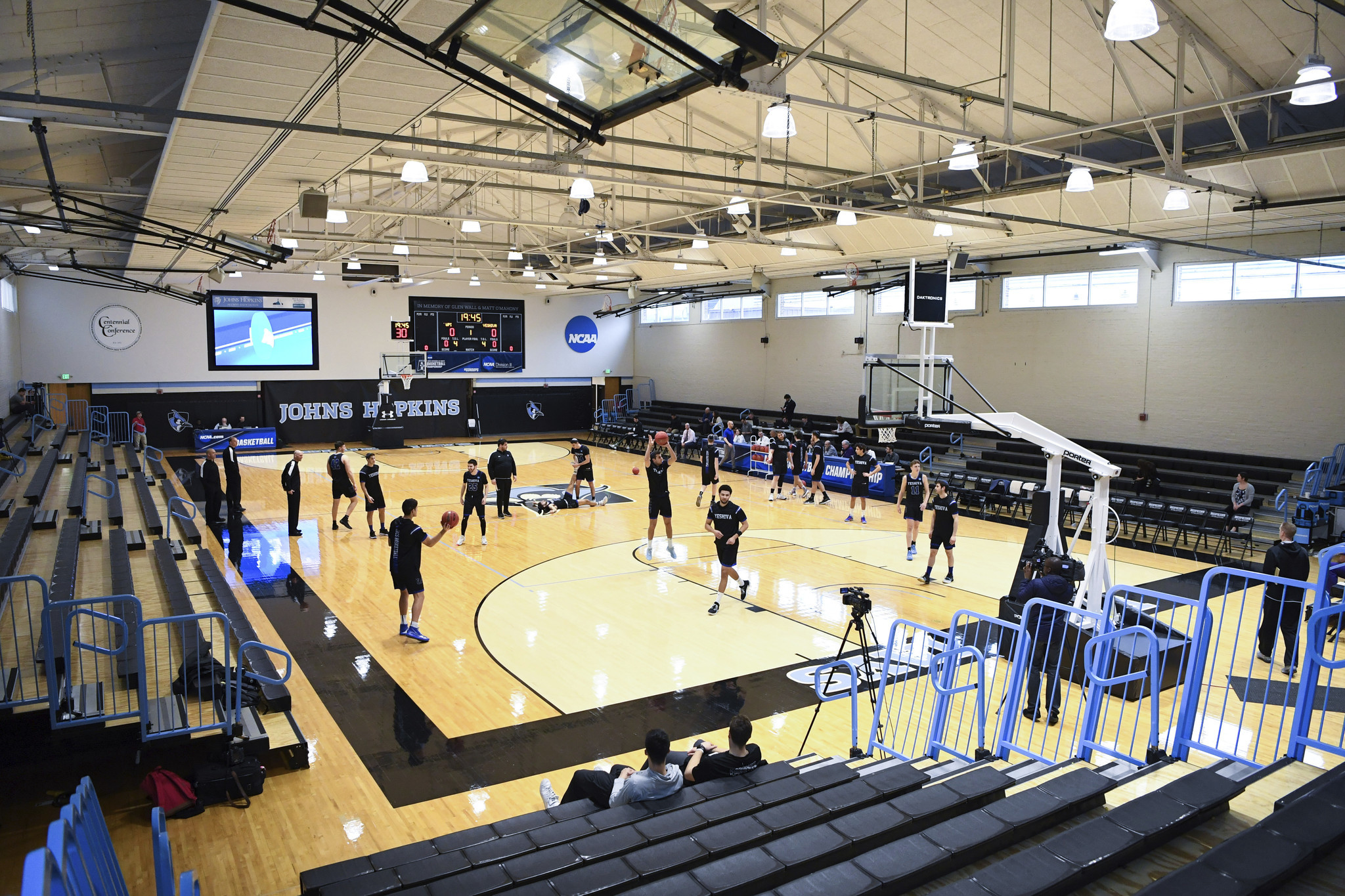 Fans banned from 3 Division III NCAA tournament games over coronavirus concerns