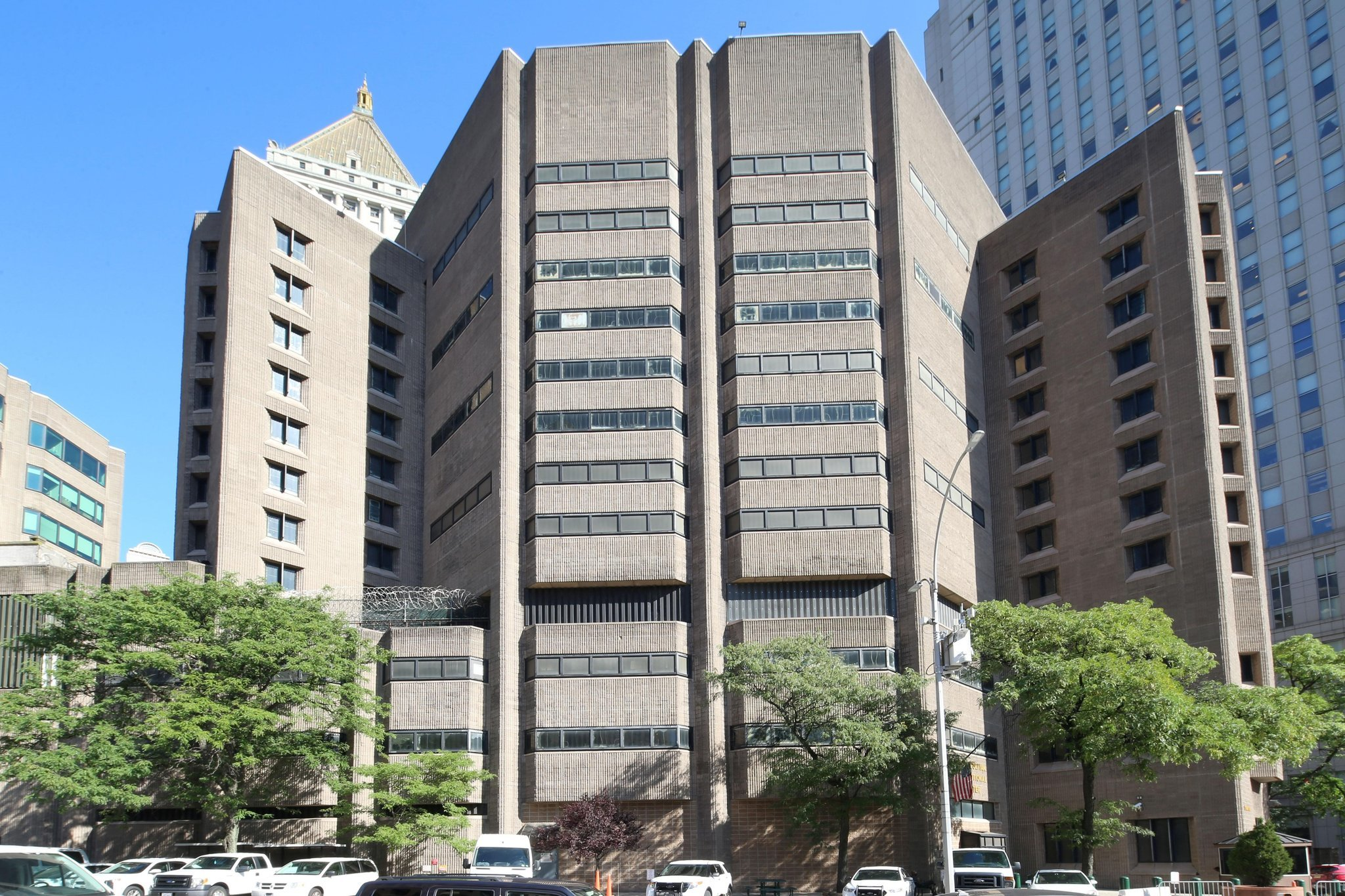 Coronavirus-infected MCC inmate held in unit for 'old and infirm,' court papers claim