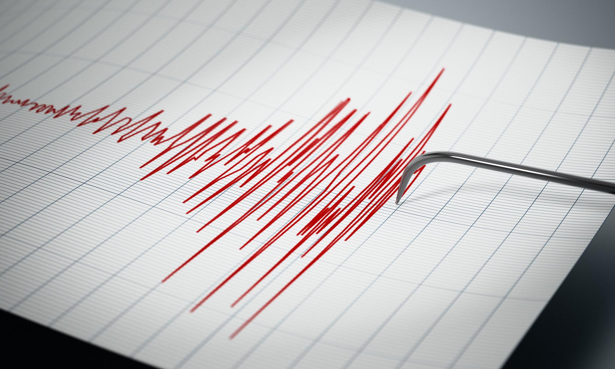 Northern California coast hit by magnitude 5.9 earthquake