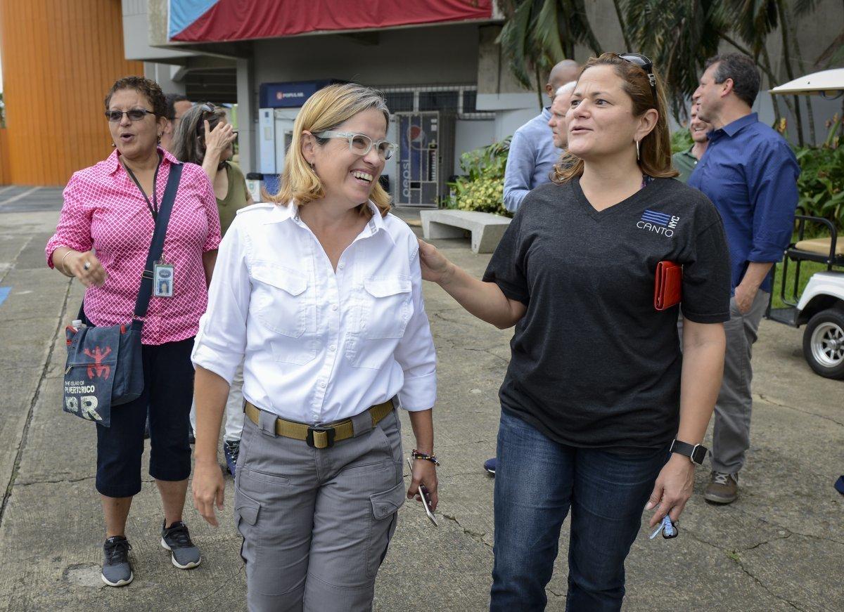 San Juan mayor endorses Melissa Mark-Viverito for Congress