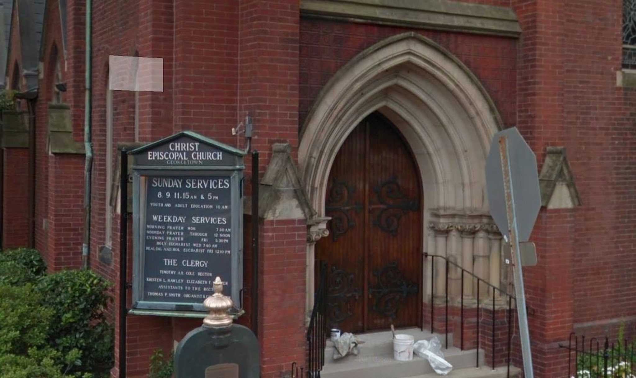 D.C. church where priest diagnosed with coronavirus sees second positive case