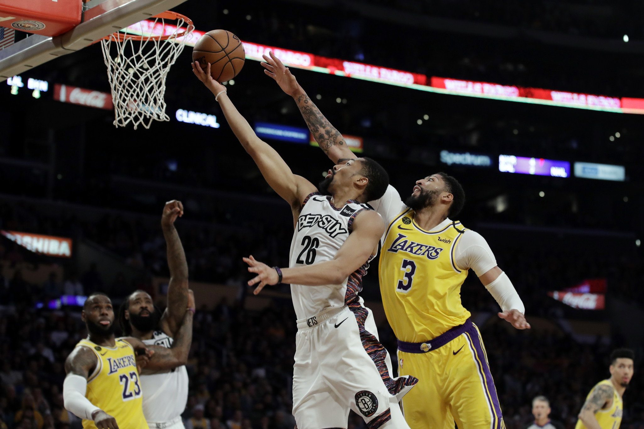 If these Nets can beat the Lakers on the road, just how good can they be next season?