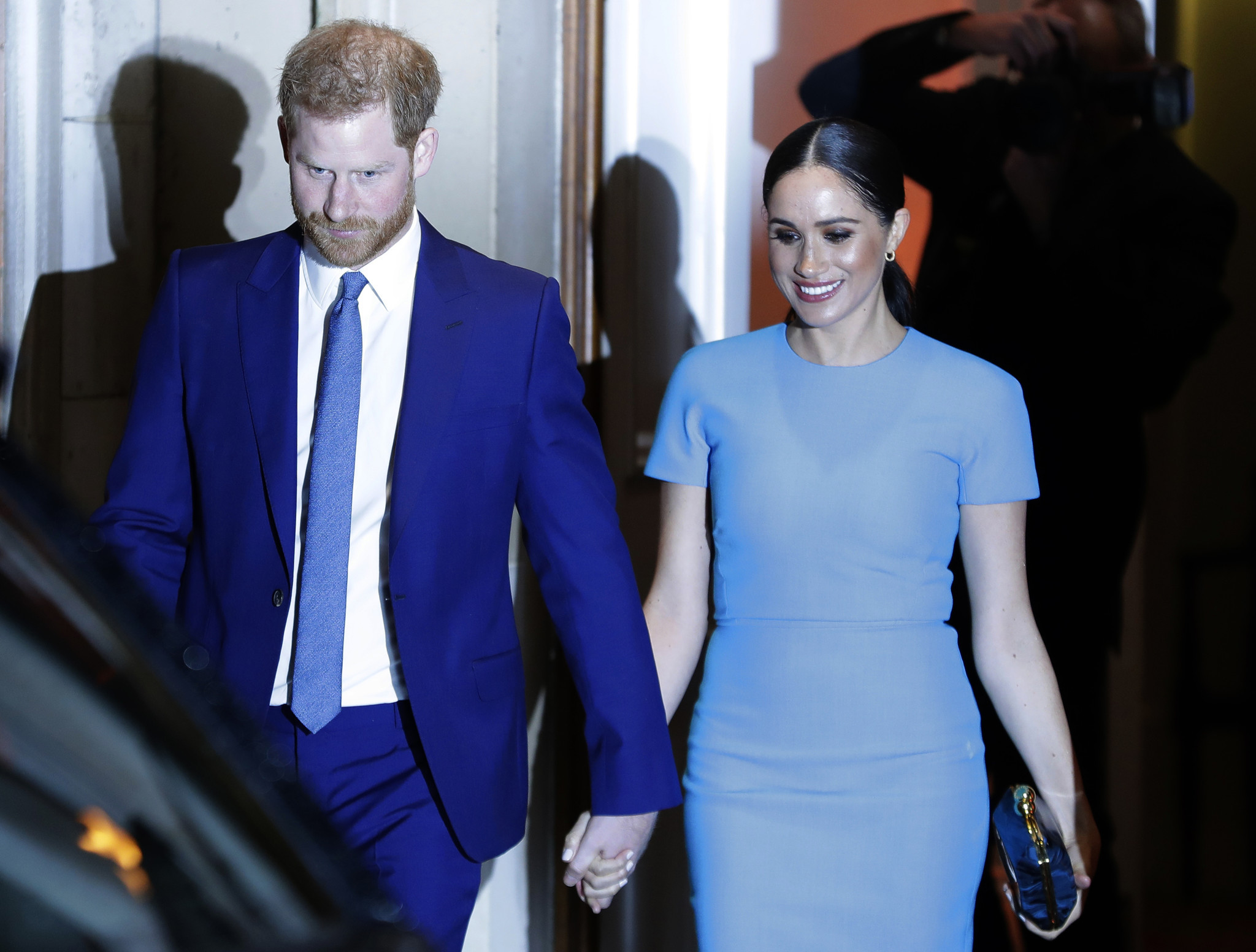 Meghan Markle, Prince Harry left Archie in Canada amid coronavirus concerns