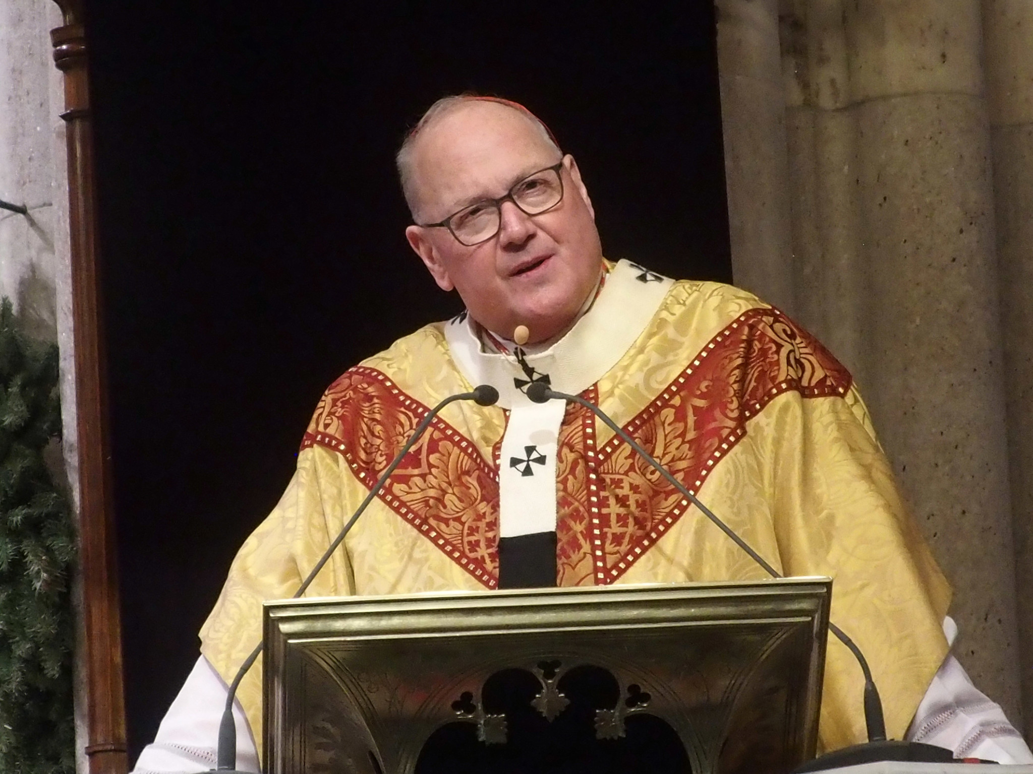 Catholic church services canceled by New York archdiocese over coronavirus