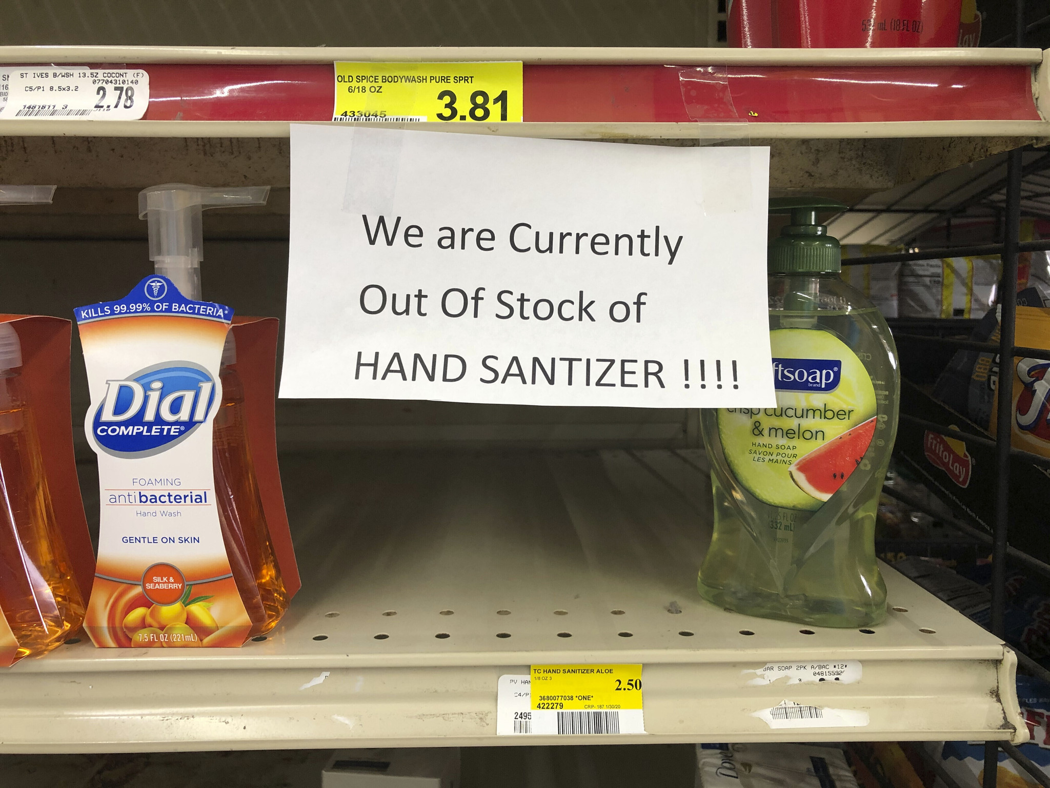 Tennessee AG foils two brothers' hand sanitizer price-gouging scheme