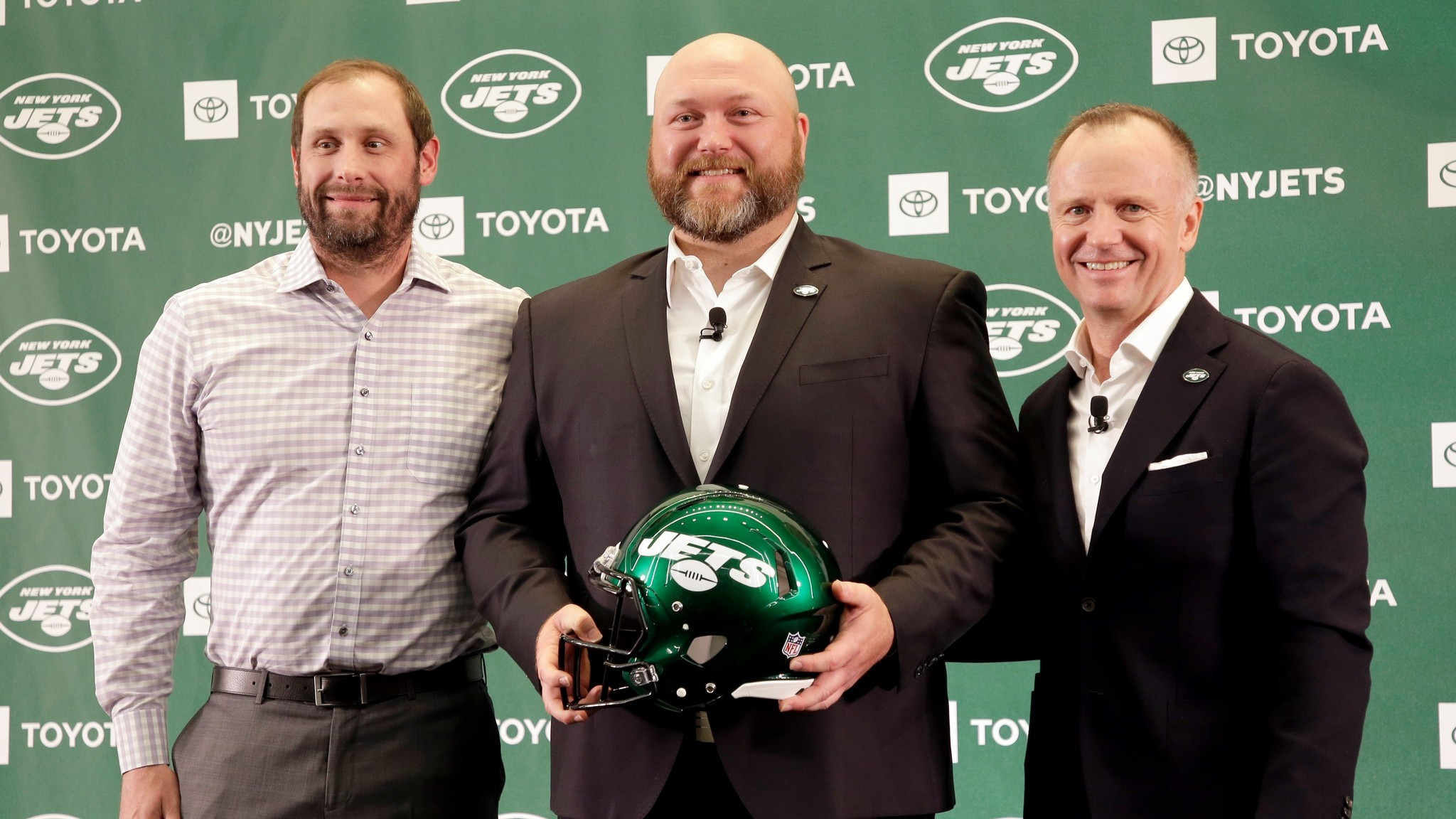 Joe Douglas will have pay 'Jets Tax' to lure top free agents, according to NFL execs
