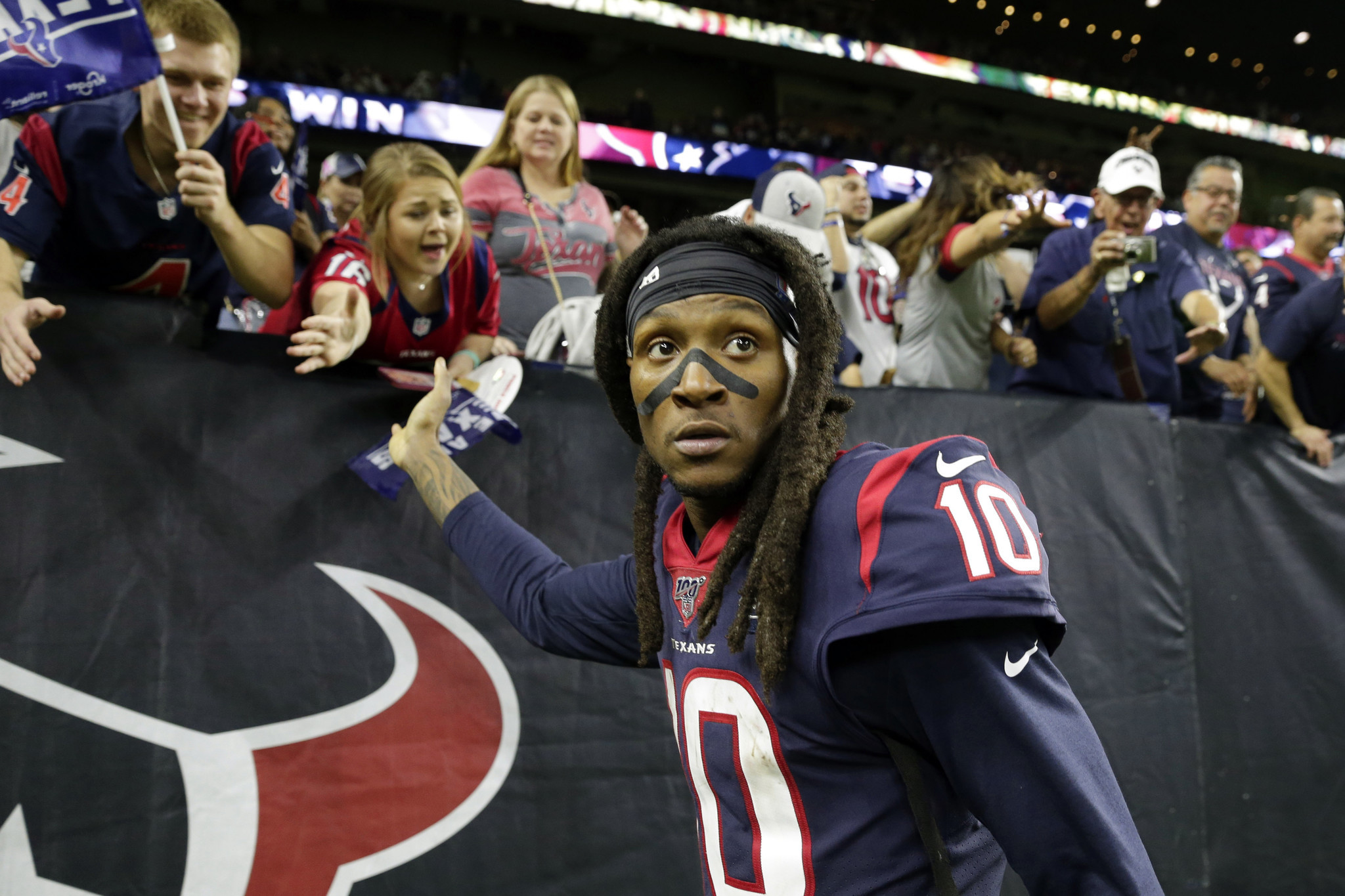 Bill O'Brien compared DeAndre Hopkins to Aaron Hernandez, Michael Irvin claims on ESPN
