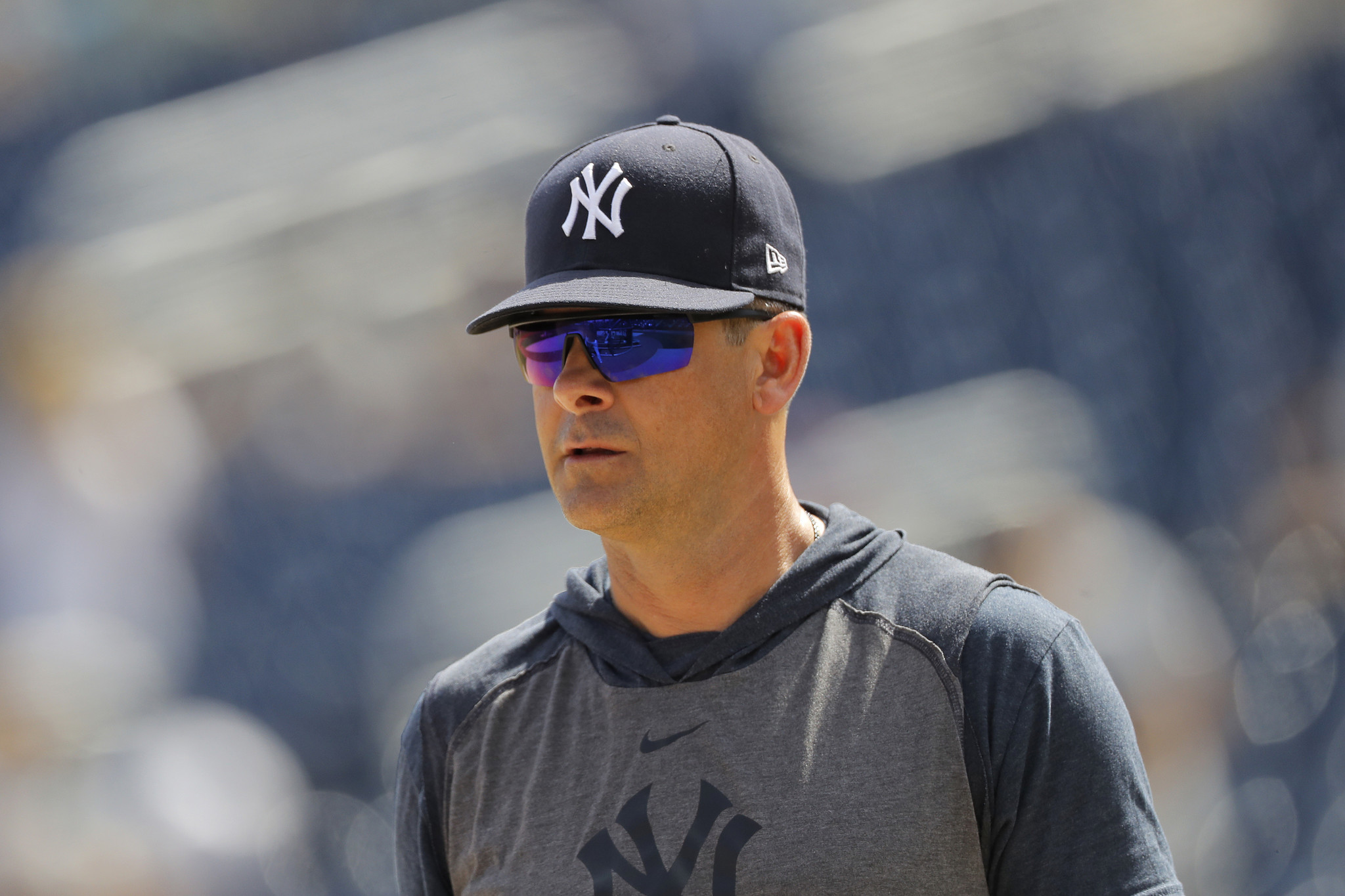 Yankees and minor leaguers doing as best they can dealing with coronavirus