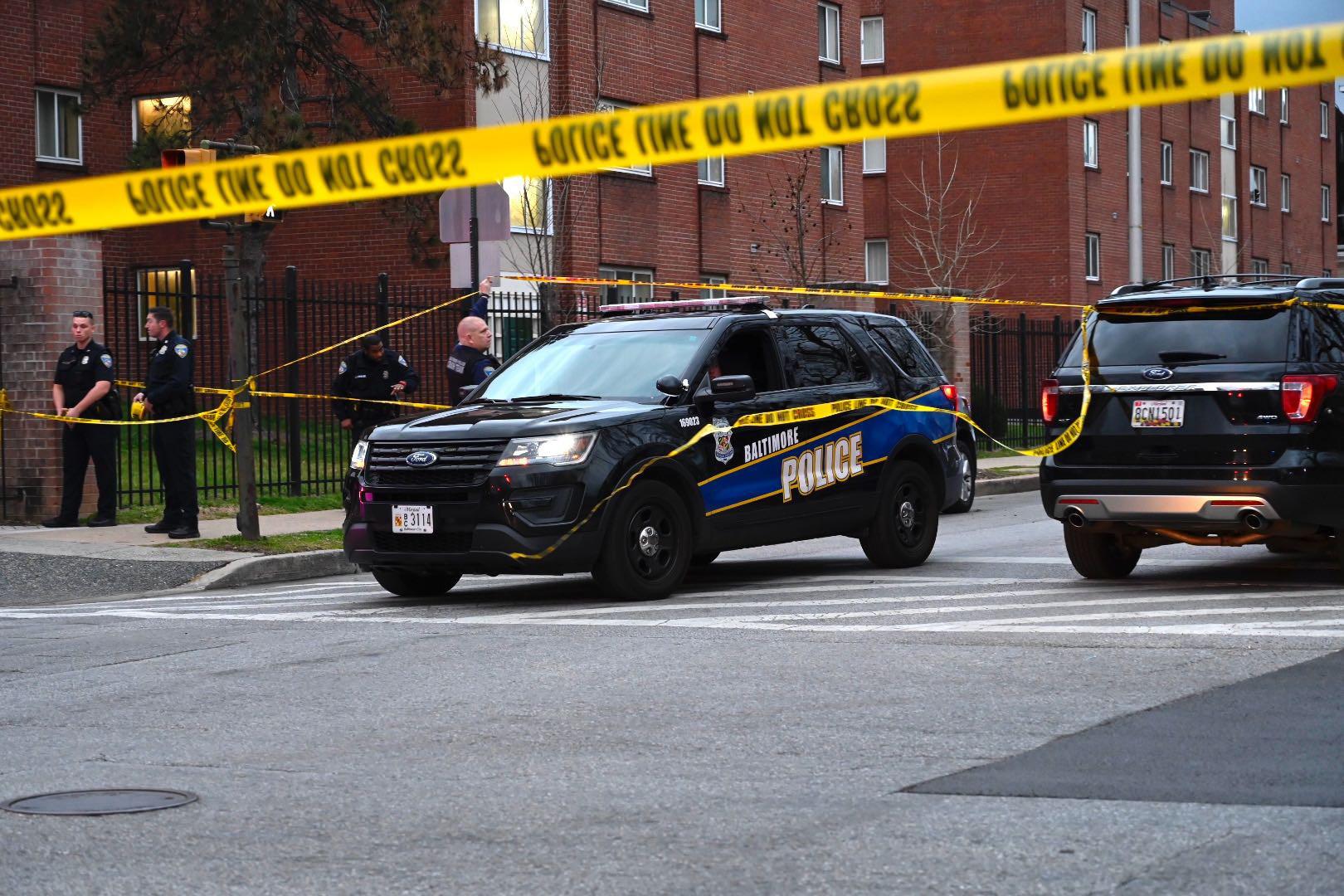 7 people shot near elementary school in Baltimore: police