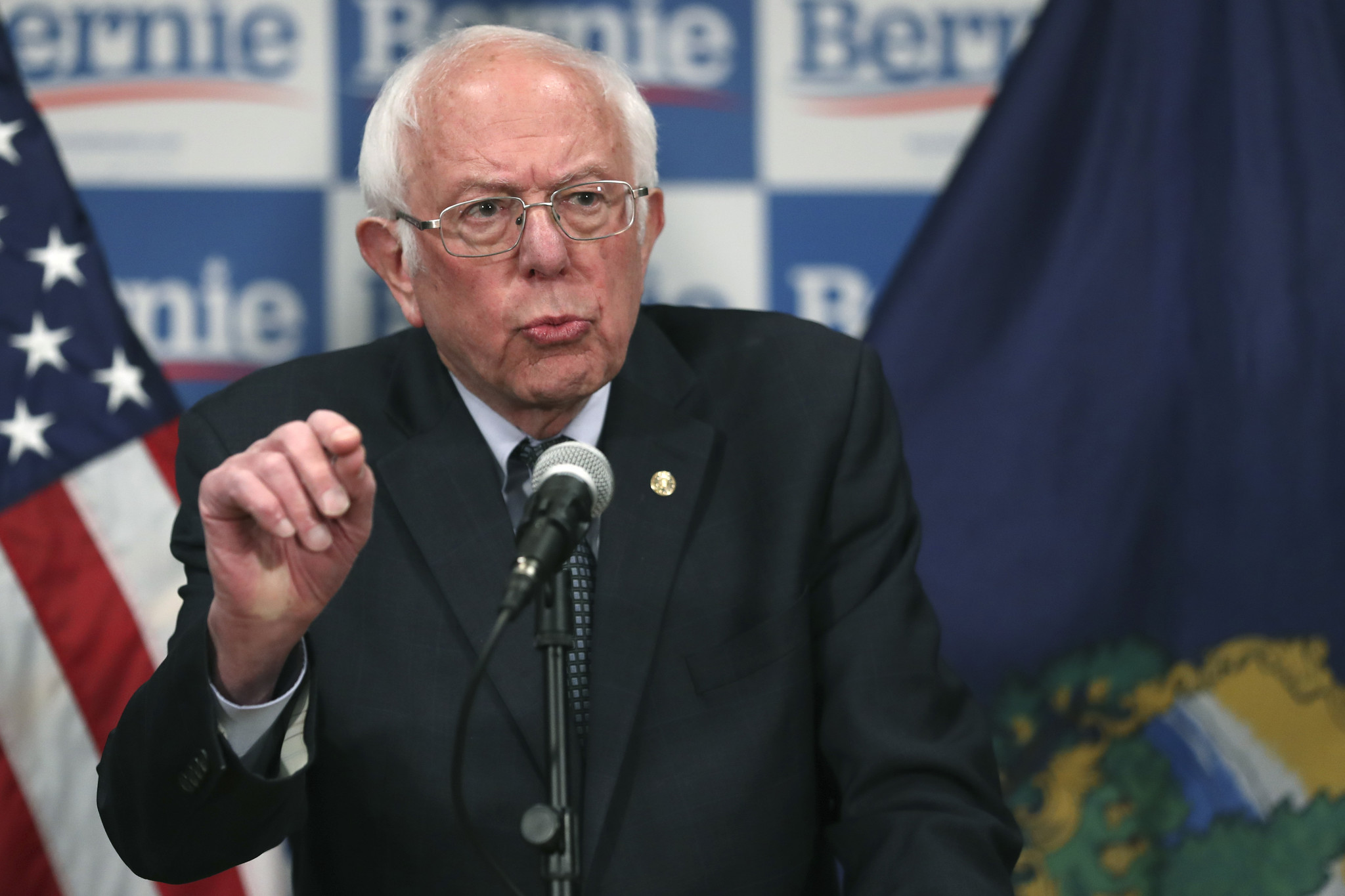 Berning out: With an insurmountable Joe Biden lead, Bernie Sanders must end his quixotic quest