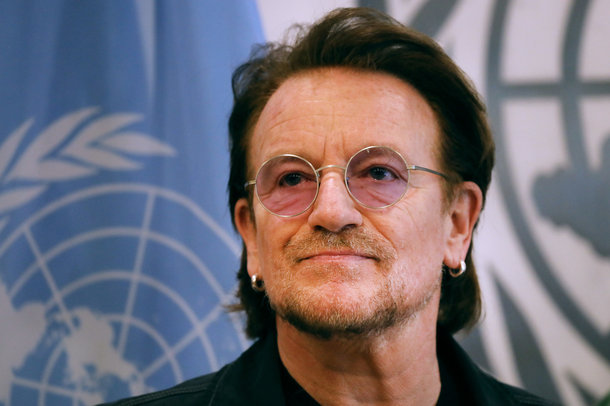 SEE IT: U2′s Bono releases emotional song for people of Italy during coronavirus crisis