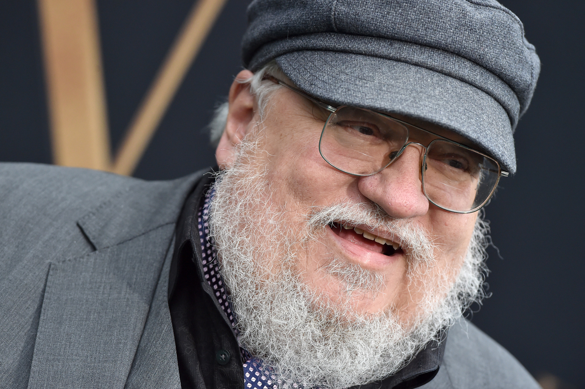 George R.R. Martin writing next 'Game of Thrones' book while quarantining amid coronavirus