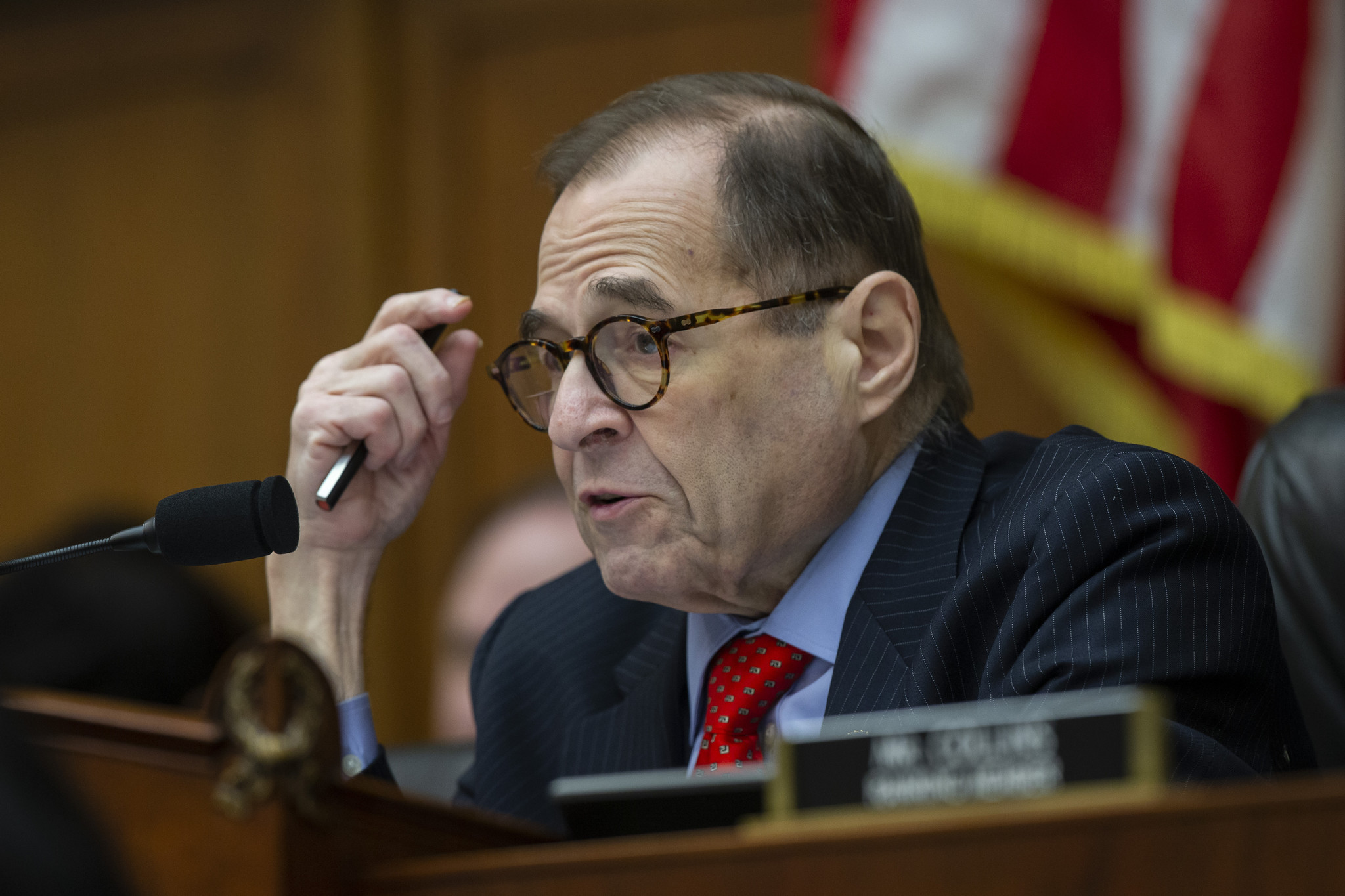'Business as usual' for federal prosecutors despite coronavirus, Nadler writes, calling for release of inmates