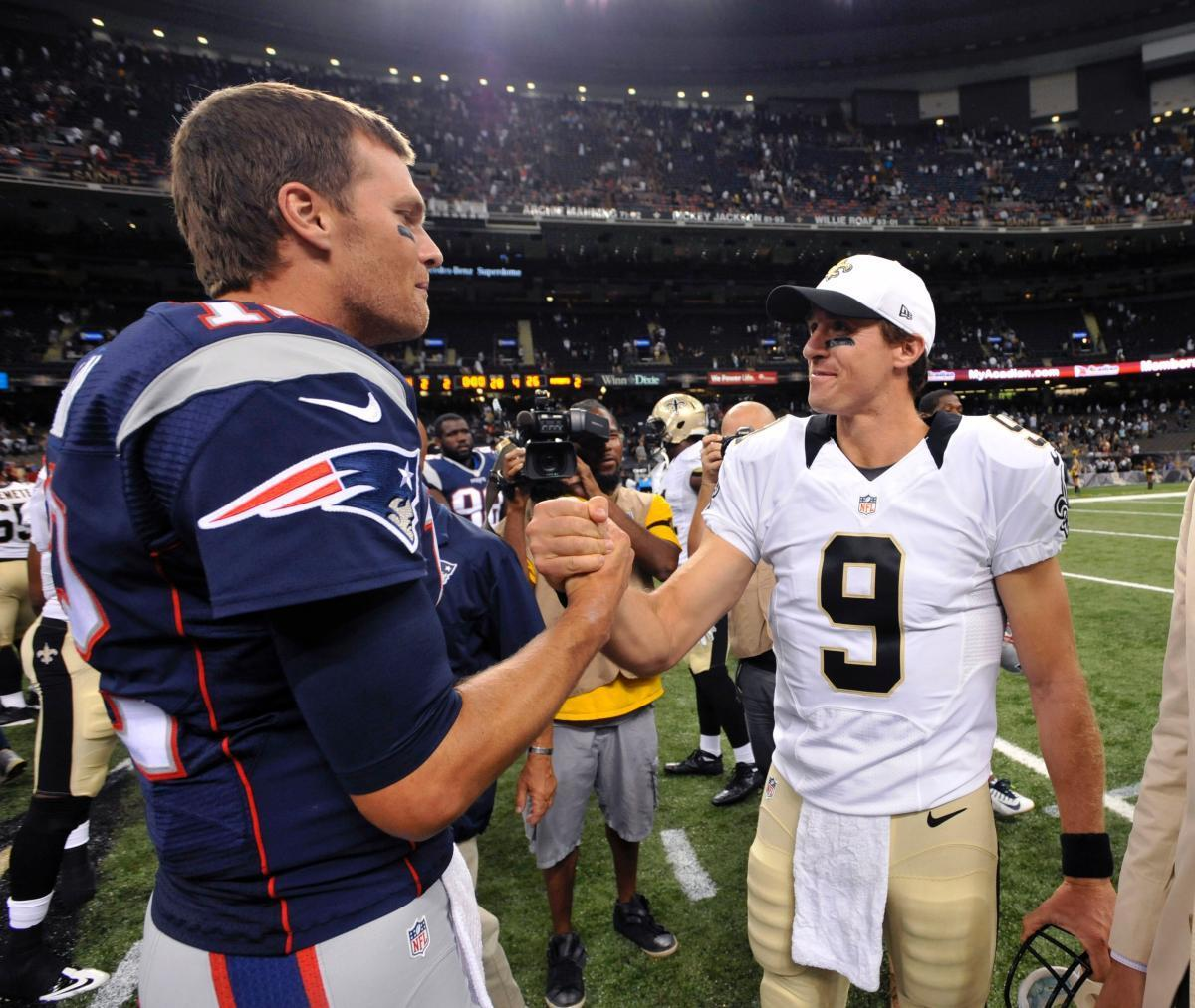 NFL Notes: Tom Brady's Buccaneers aren't even the NFC South's team to watch