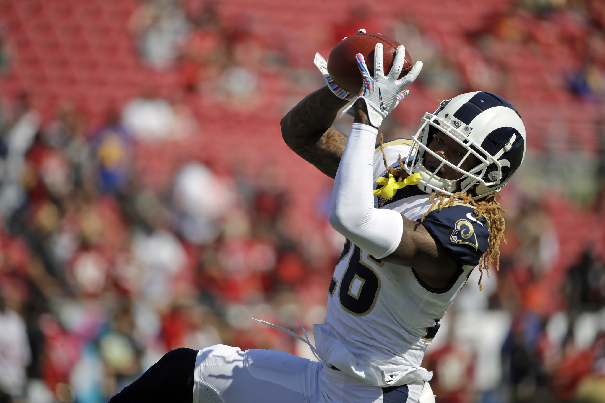 Jets sign former Rams safety Marqui Christian and cut cornerback Darryl Roberts