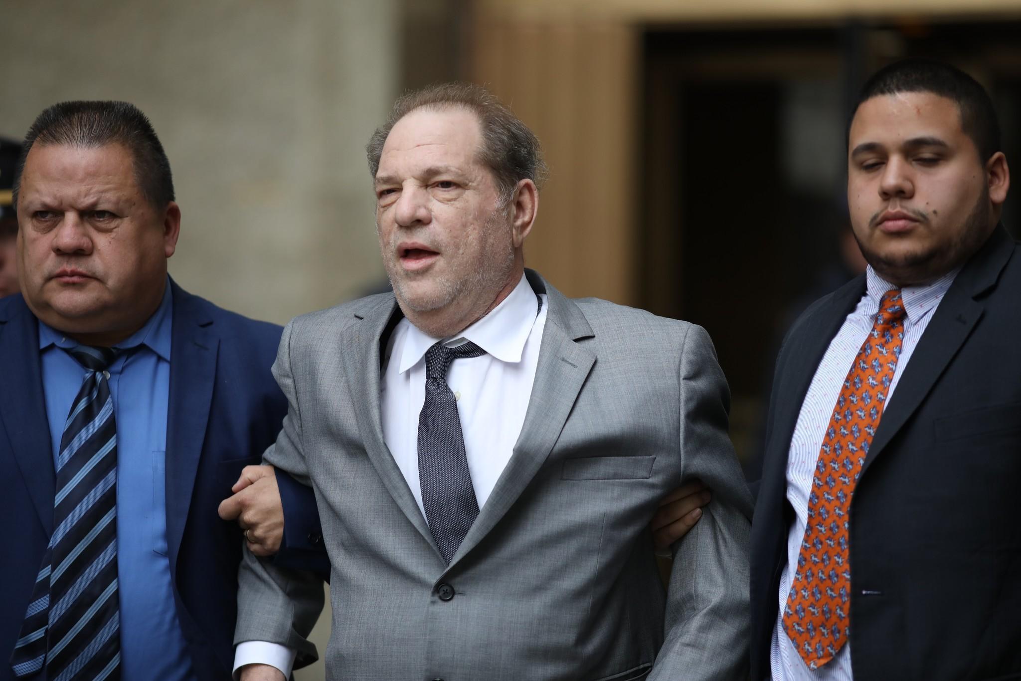 Harvey Weinstein has coronavirus: report