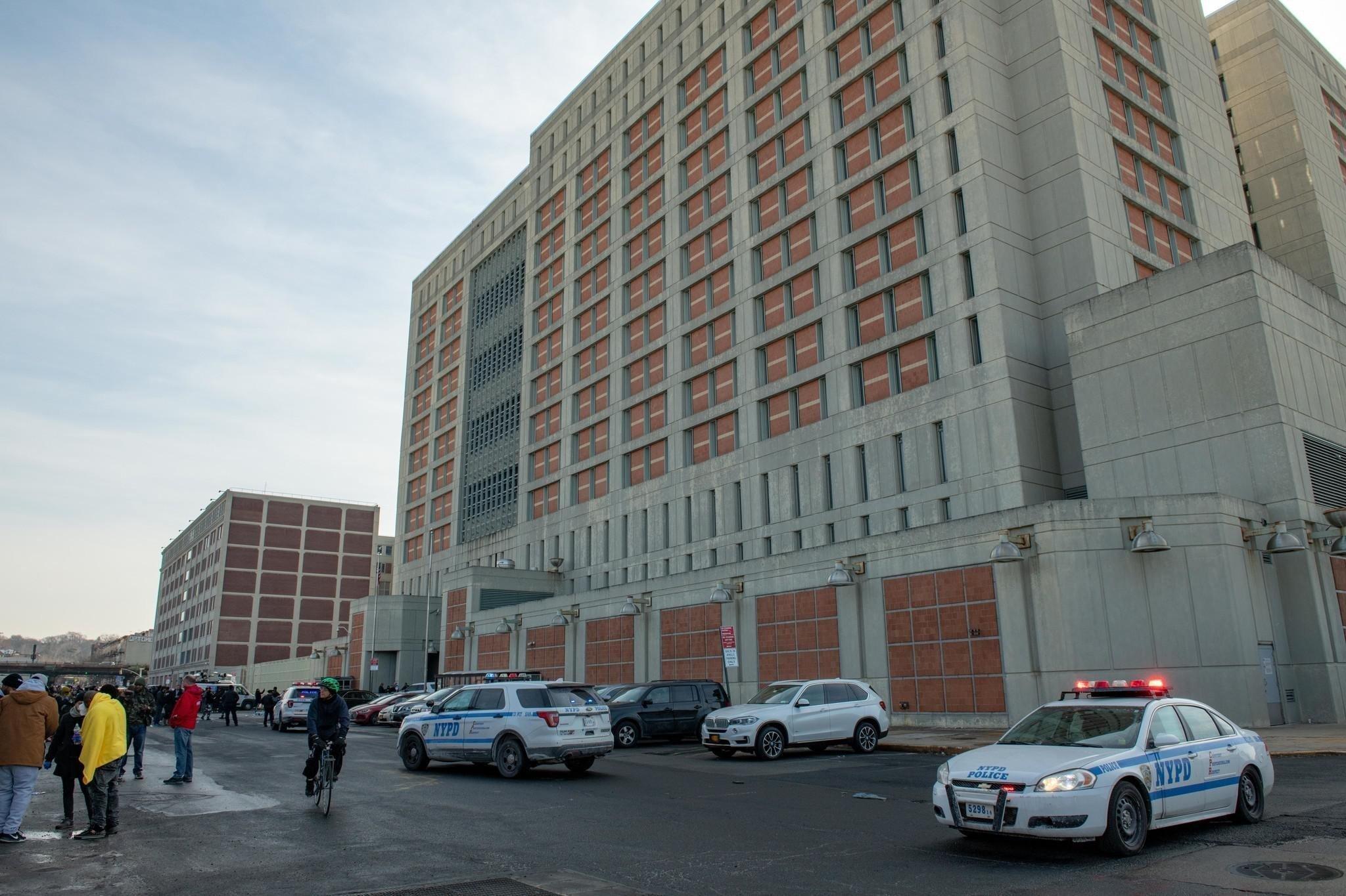 Feds must report coronavirus numbers in city's jails, Brooklyn judge orders