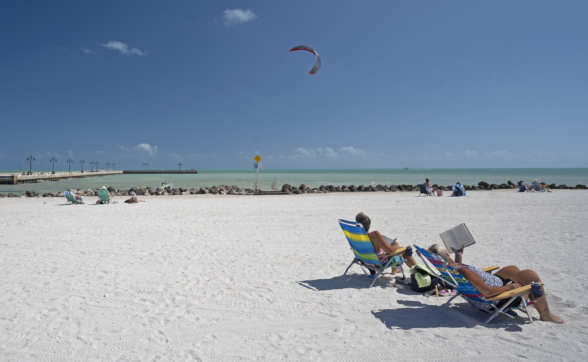 The Florida Keys are closed to tourists due to coronavirus