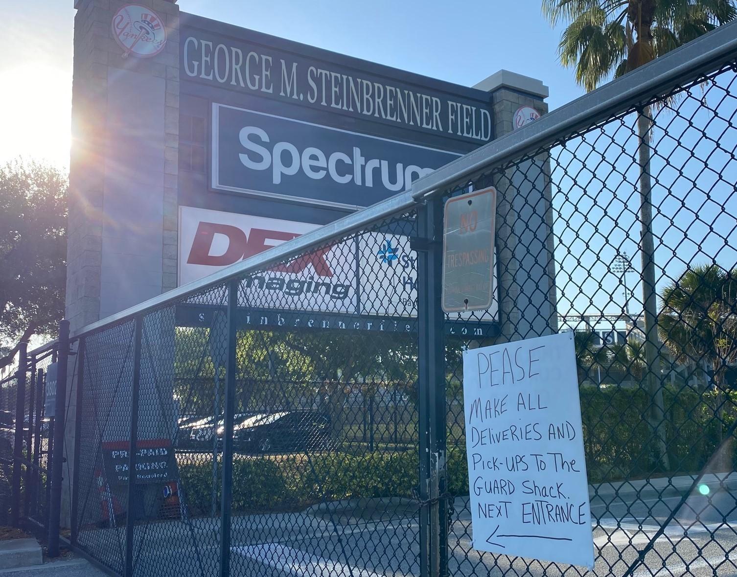 DJ LeMahieu's, Aaron Judge's sanctuary at Yankees spring facility in jeopardy amid coronavirus shutdowns