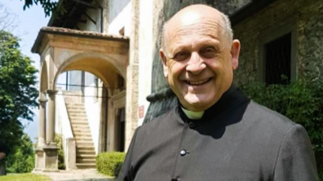 Italian priest sacrifices his ventilator for younger patient then dies of coronavirus