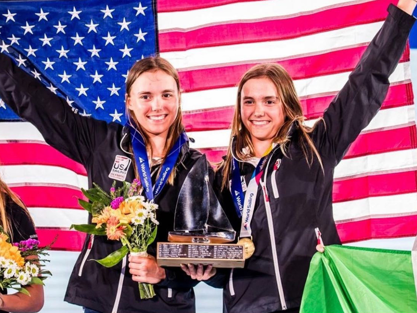 NY twin sisters vying for U.S. Sailing Team forced to change course as coronavirus postpones Tokyo Olympics