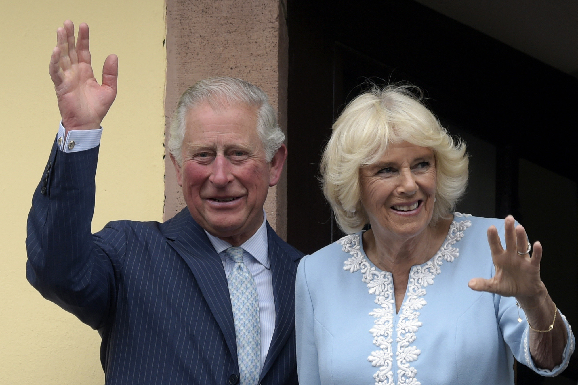 Prince Charles tests positive for coronavirus but 'remains in good health'