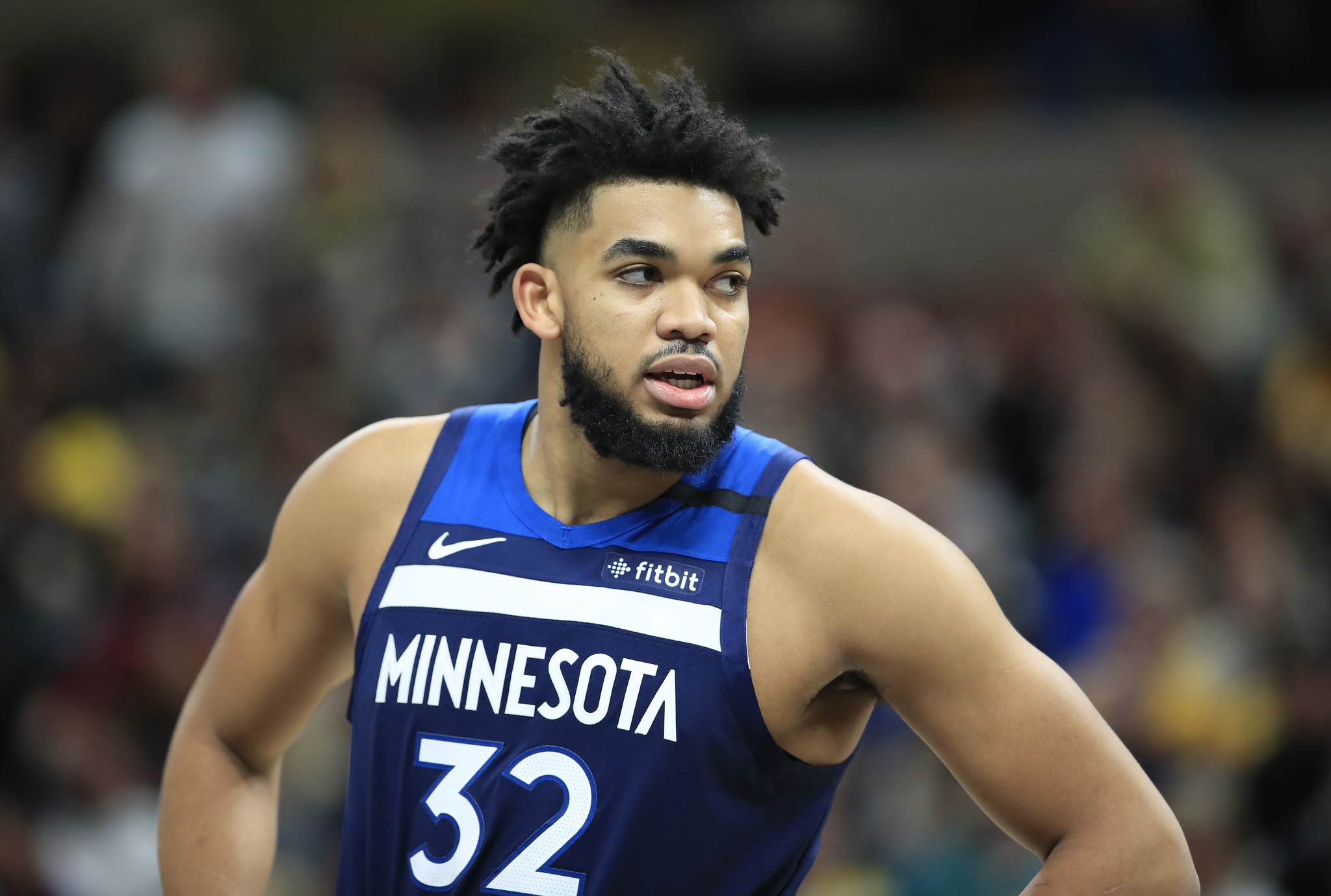 Karl-Anthony Towns says mother in medically-induced coma with likely coronavirus case — 'The severity of this disease is real'