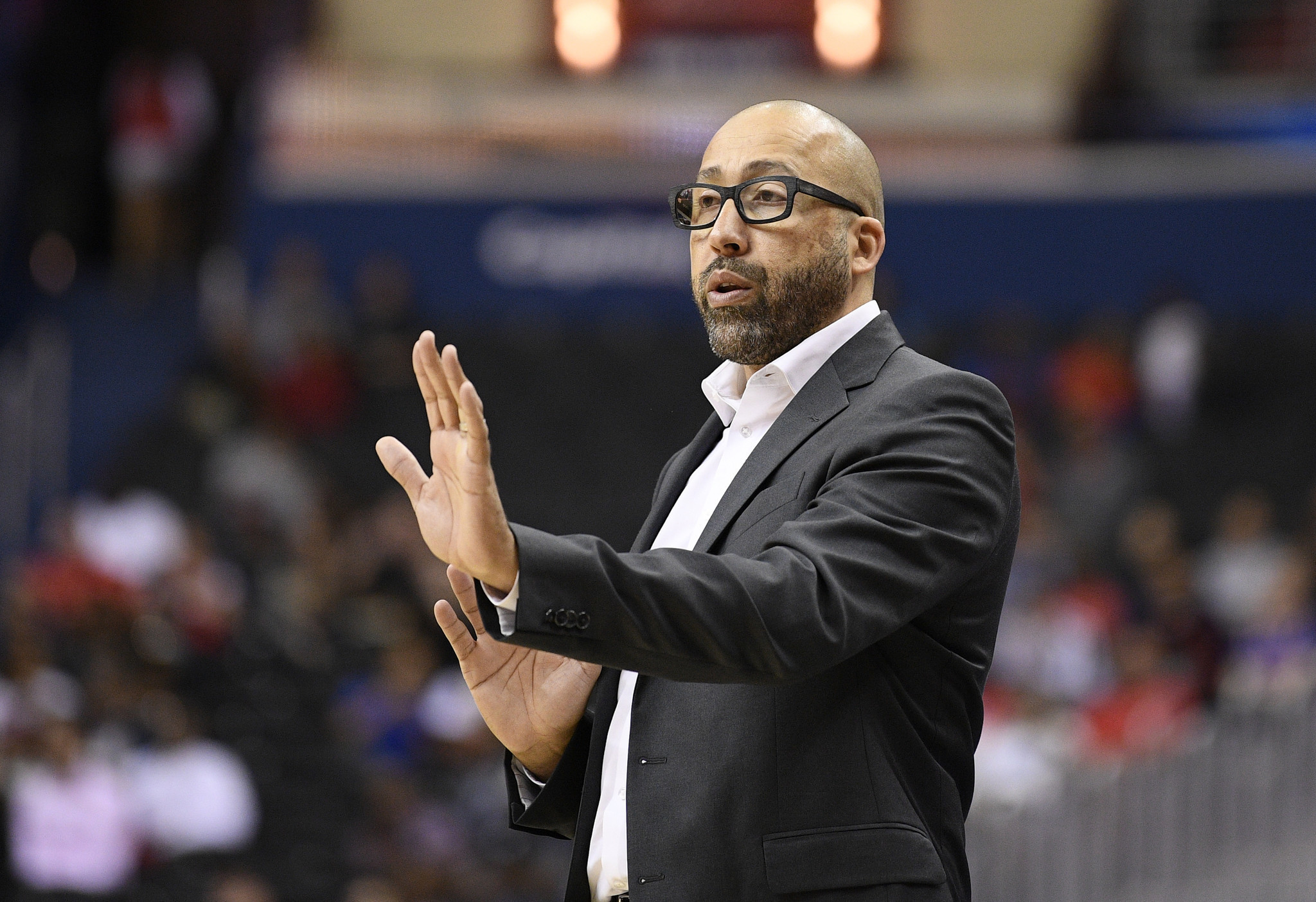 After Kenny Atkinson's firing, David Fizdale says a team's culture has to hold up to 'disgruntled players'