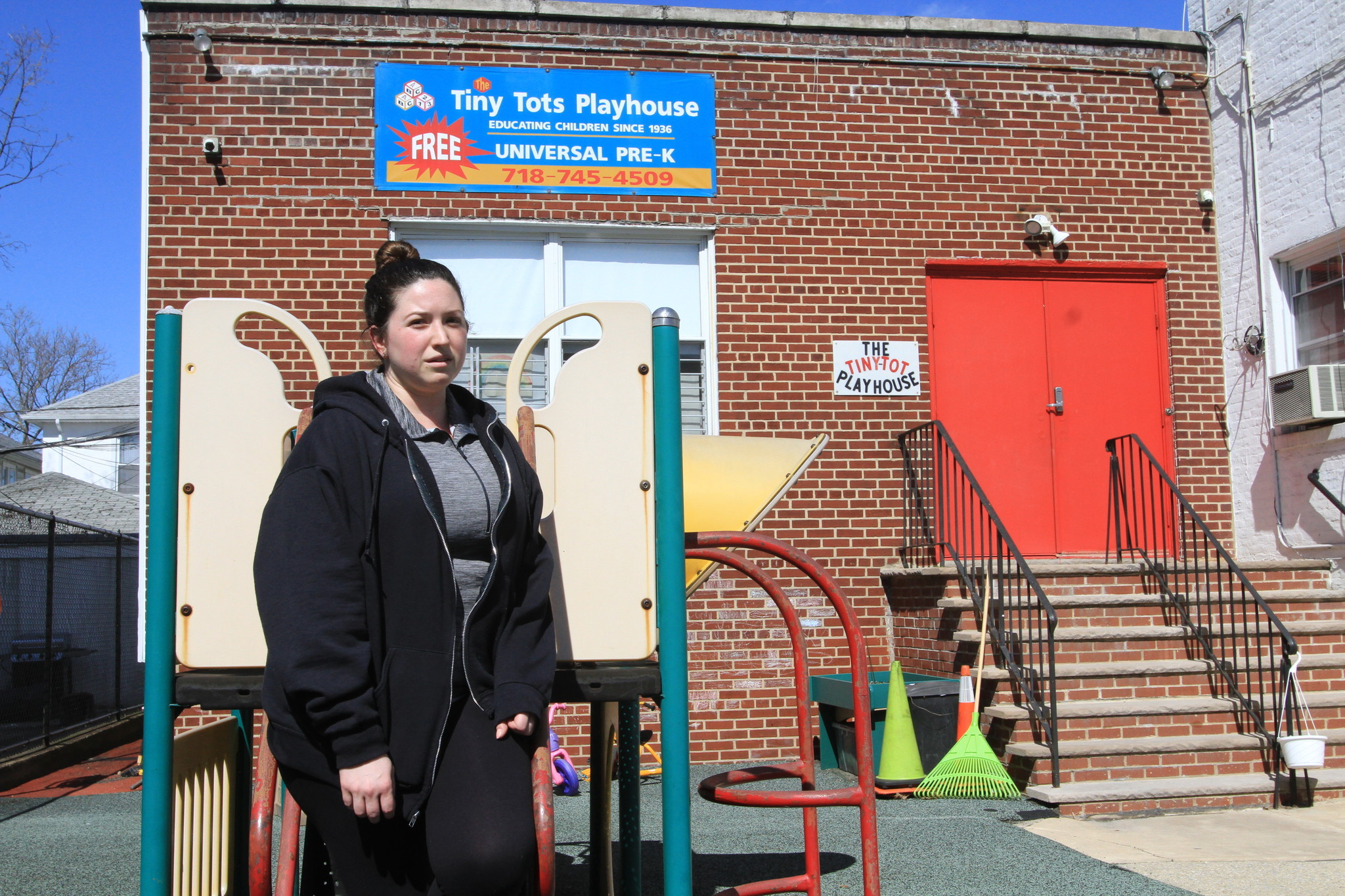 NYC closes all daycares except city childcare centers for frontline workers