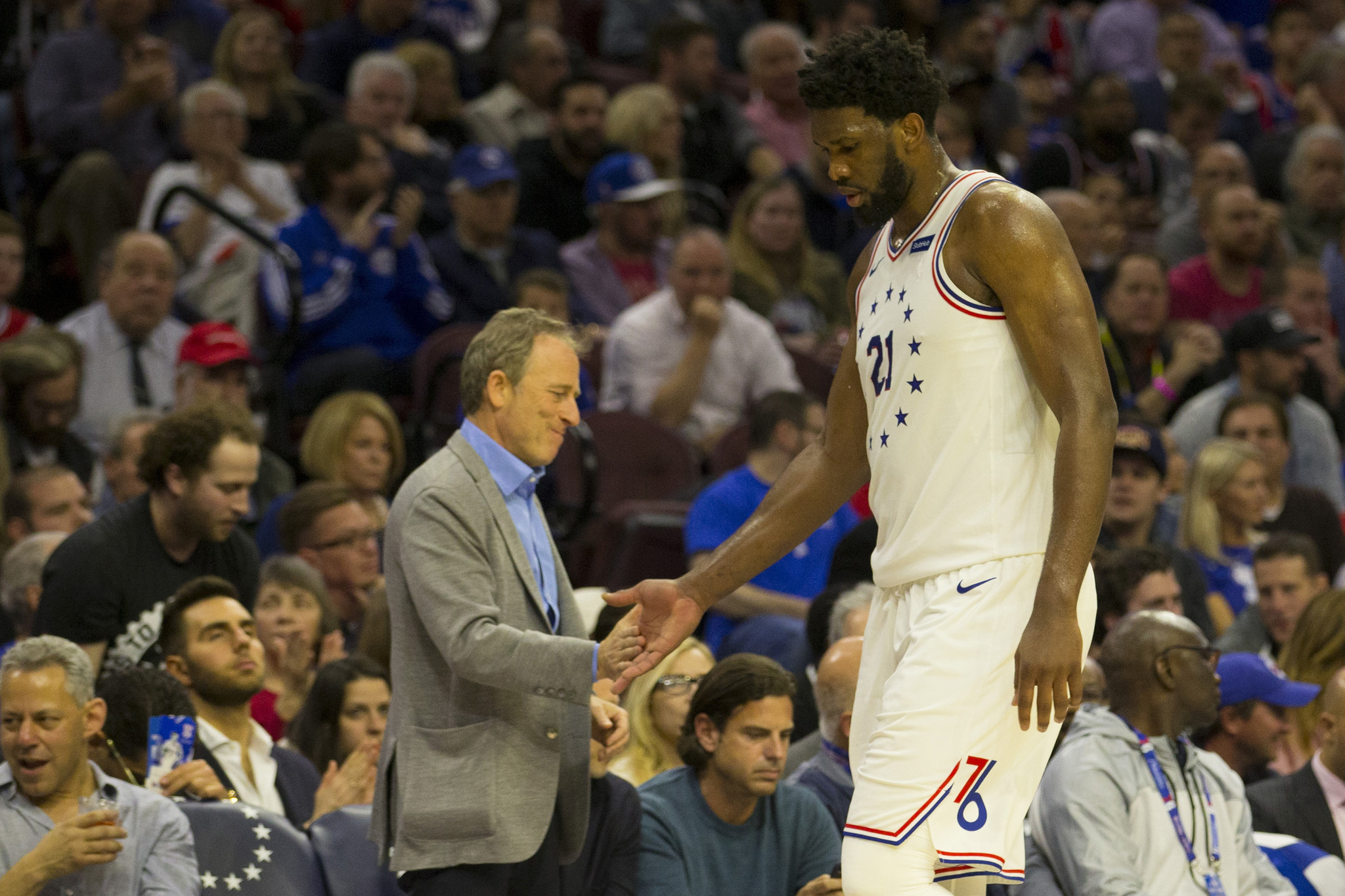 Sixers ownership finally did right by its employees, but only after getting shamed into it
