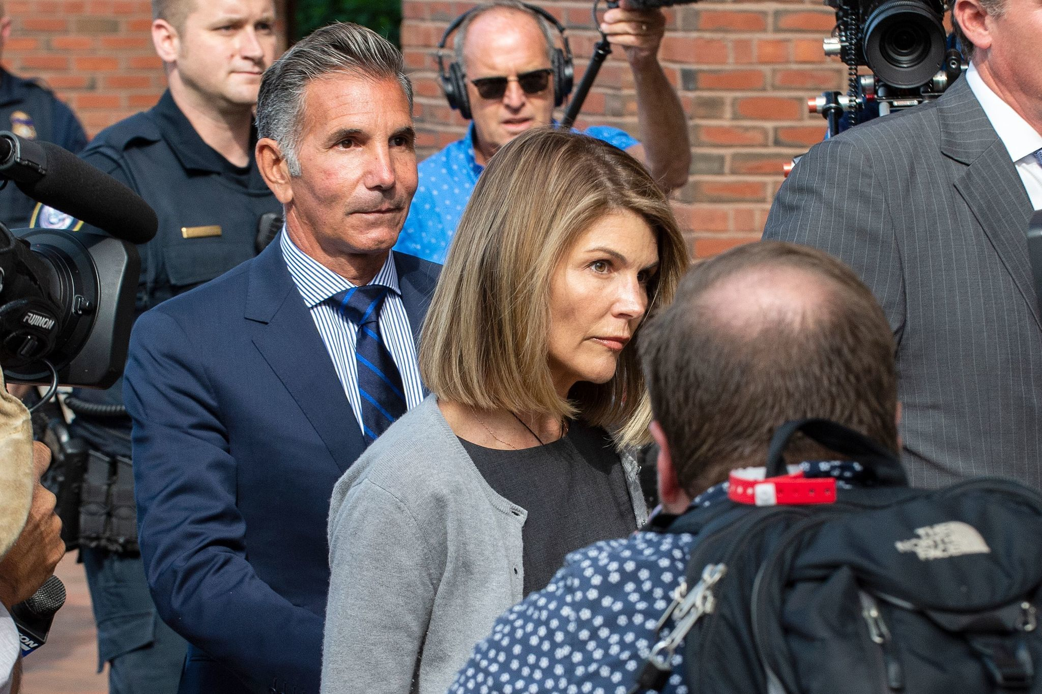 Lori Loughlin urges judge to drop college bribery charges over 'extraordinary' misconduct by prosecutors