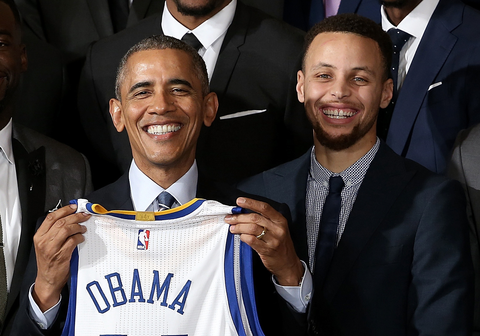 Barack Obama logs into Steph Curry's coronavirus Instagram chat with Dr. Fauci
