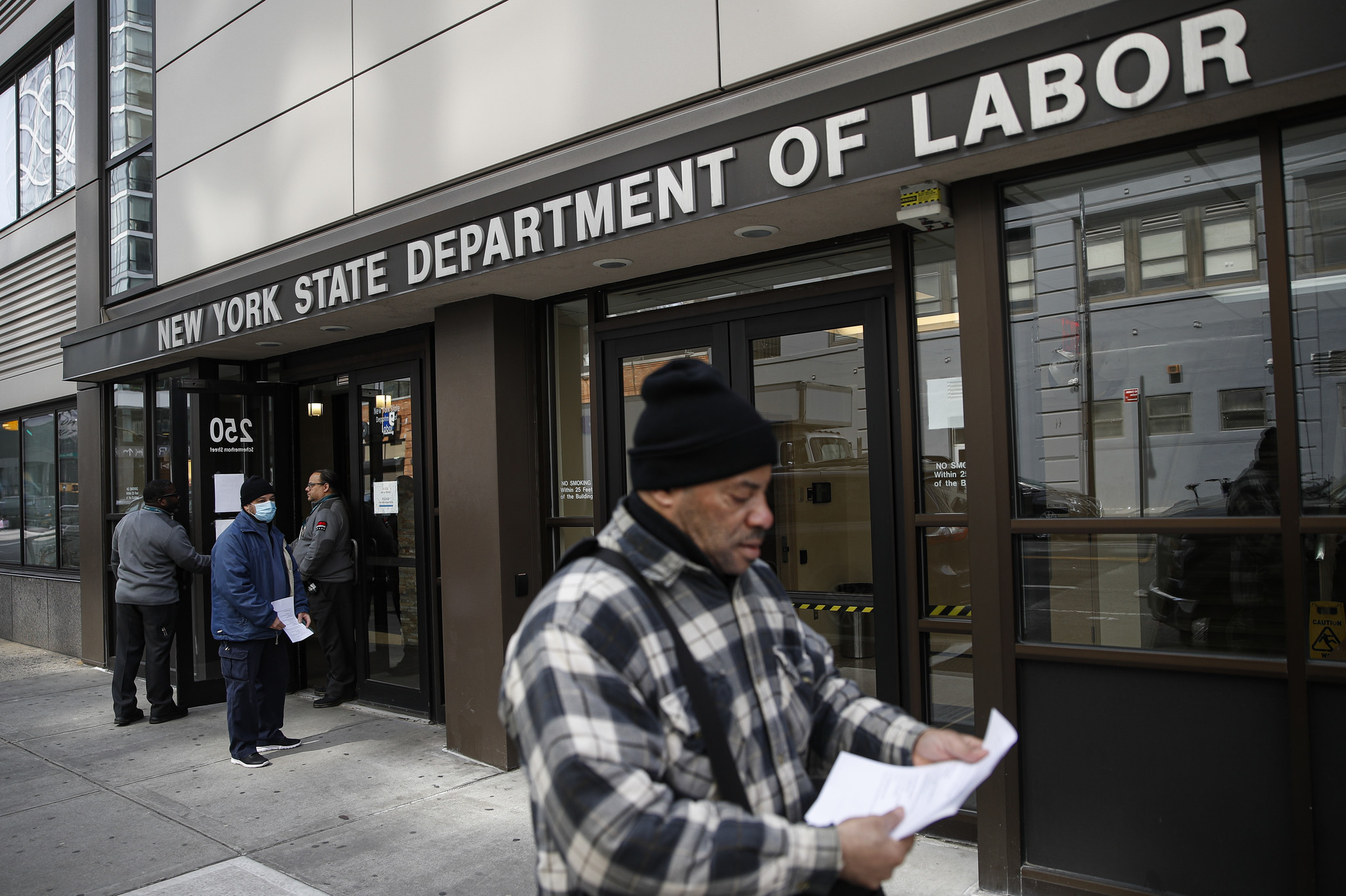 NYS Department of Labor brought to brink of collapse by coronavirus-linked unemployment
