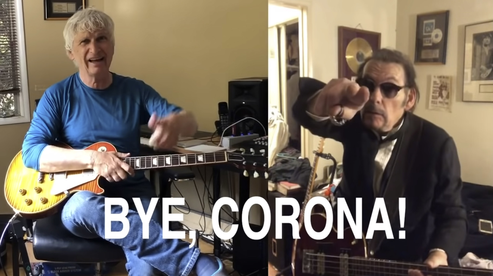 The Knack made a 'My Sharona' parody about coronavirus