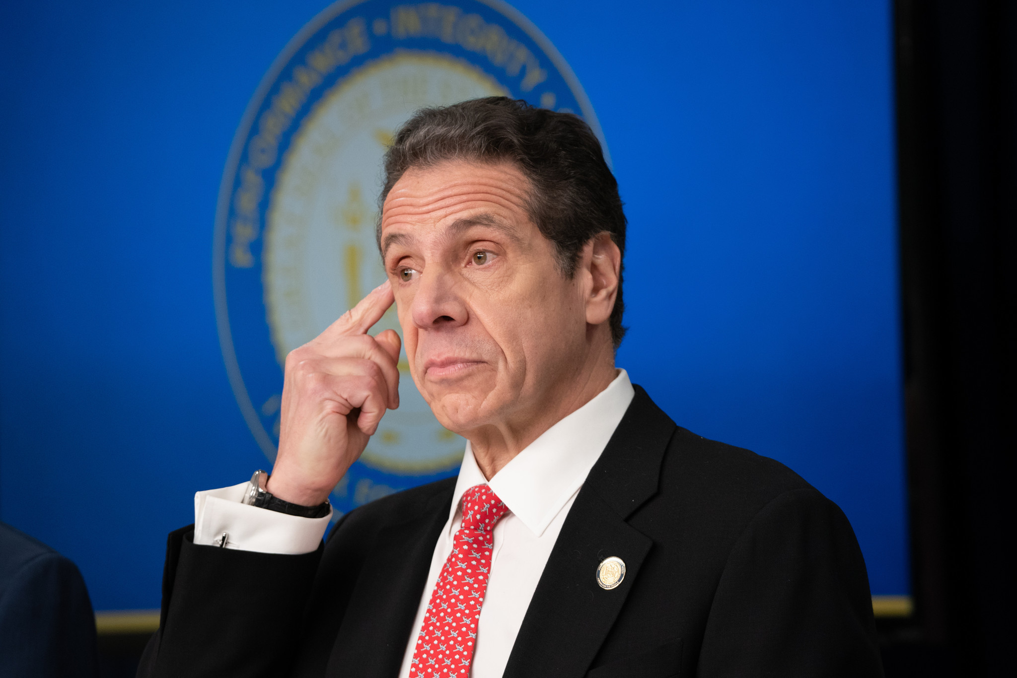 Why Cuomo's good at this: Explaining the governor's strength at handling the coronavirus crisis