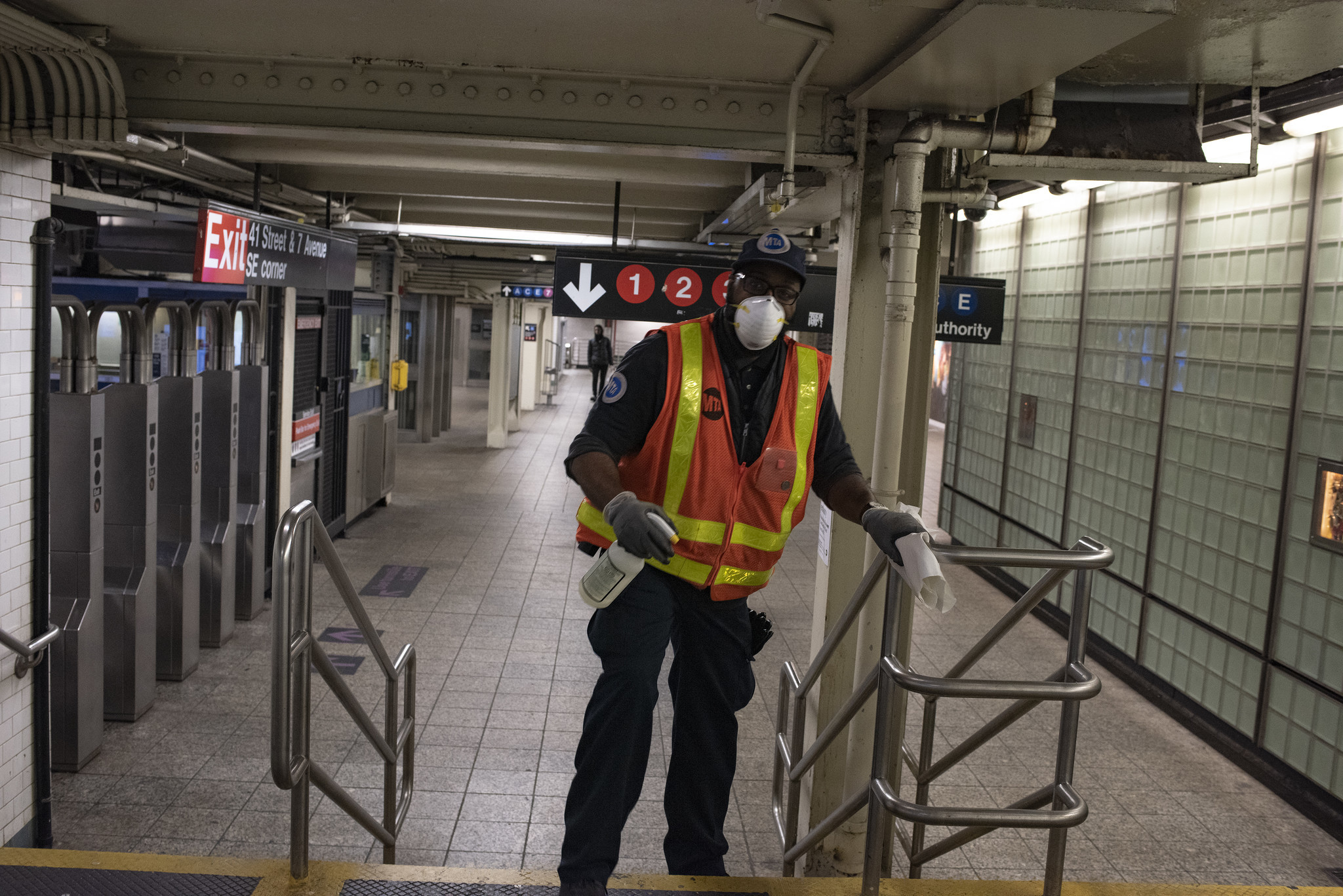 Coronavirus cases at MTA triple in two days as fear spreads among NYC Transit workers