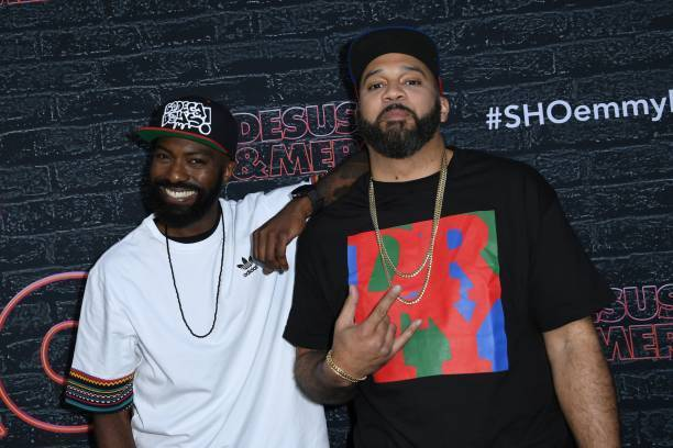 New episodes of Showtime's 'Desus & Mero' will be broadcast from their homes