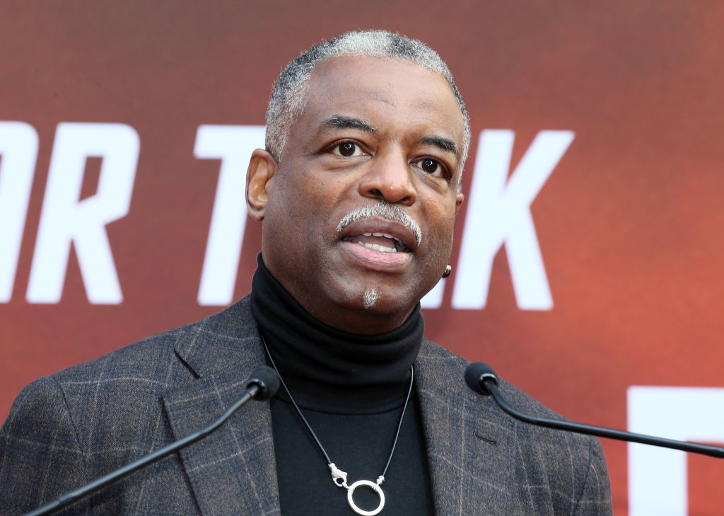 'Reading Rainbow' legend LeVar Burton striving to bring podcast to live streaming arena