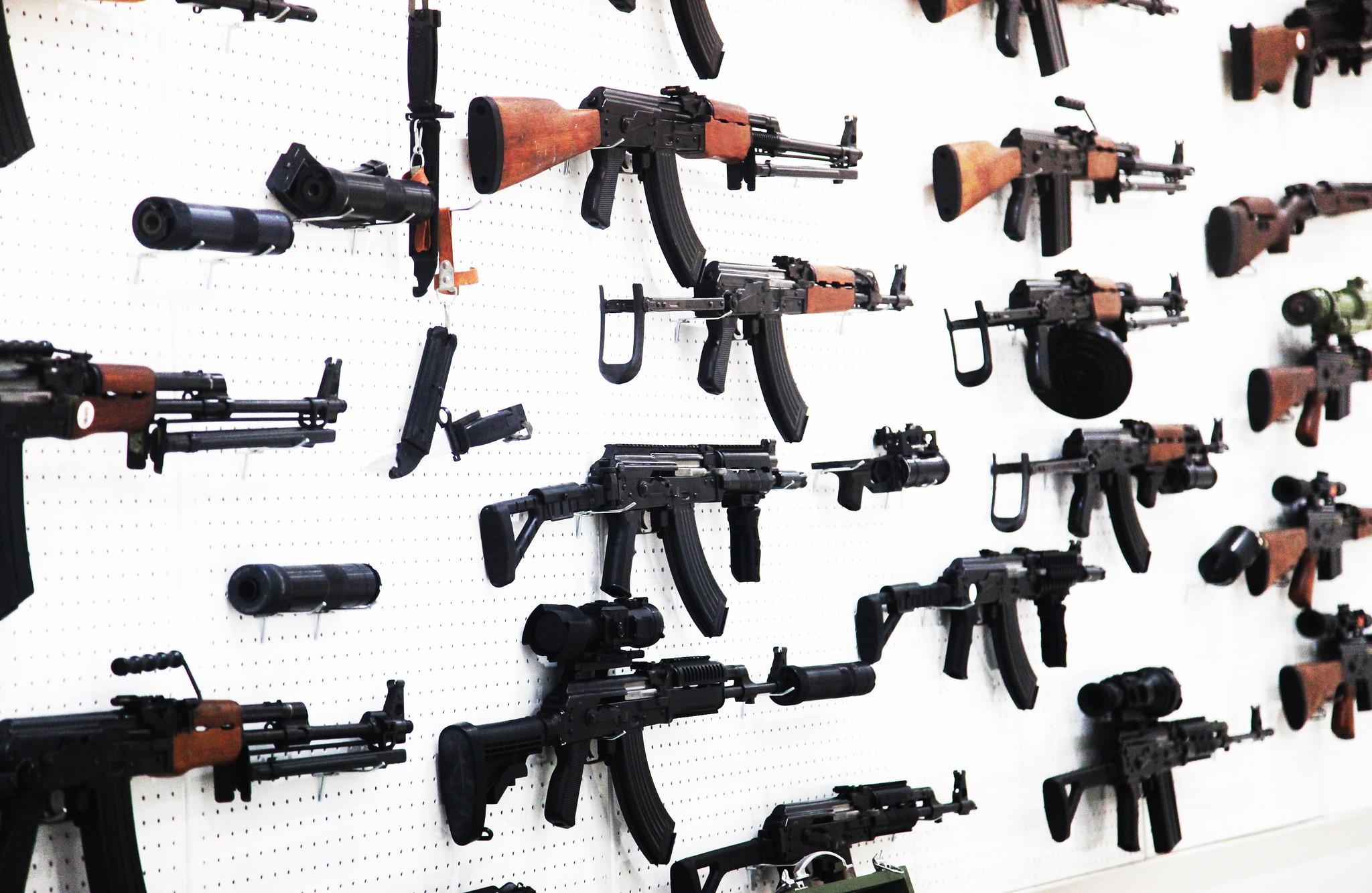 Gun stores can keep selling during coronavirus lockdown in Texas, attorney general says