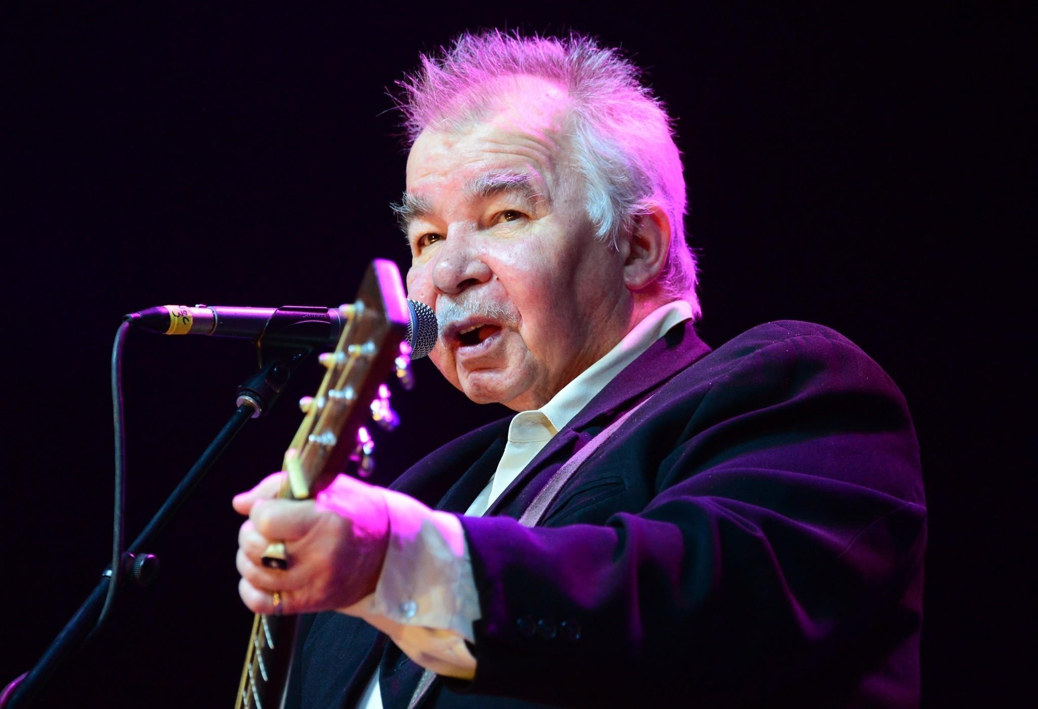 Songwriter John Prine hospitalized with coronavirus symptoms