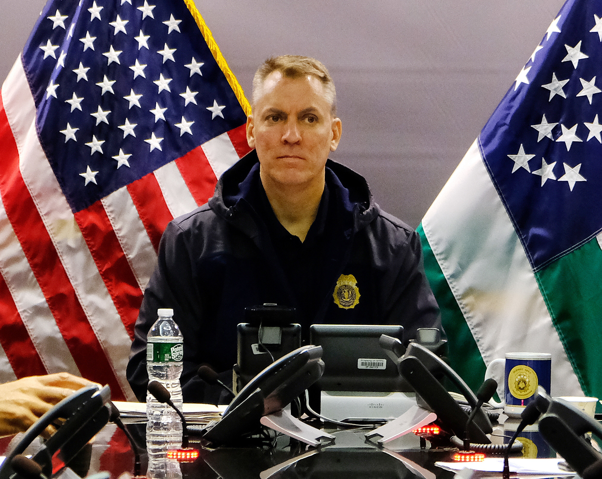 Shea: Thousands of NYPD employees working from home, as 900 expected to test positive for coronavirus