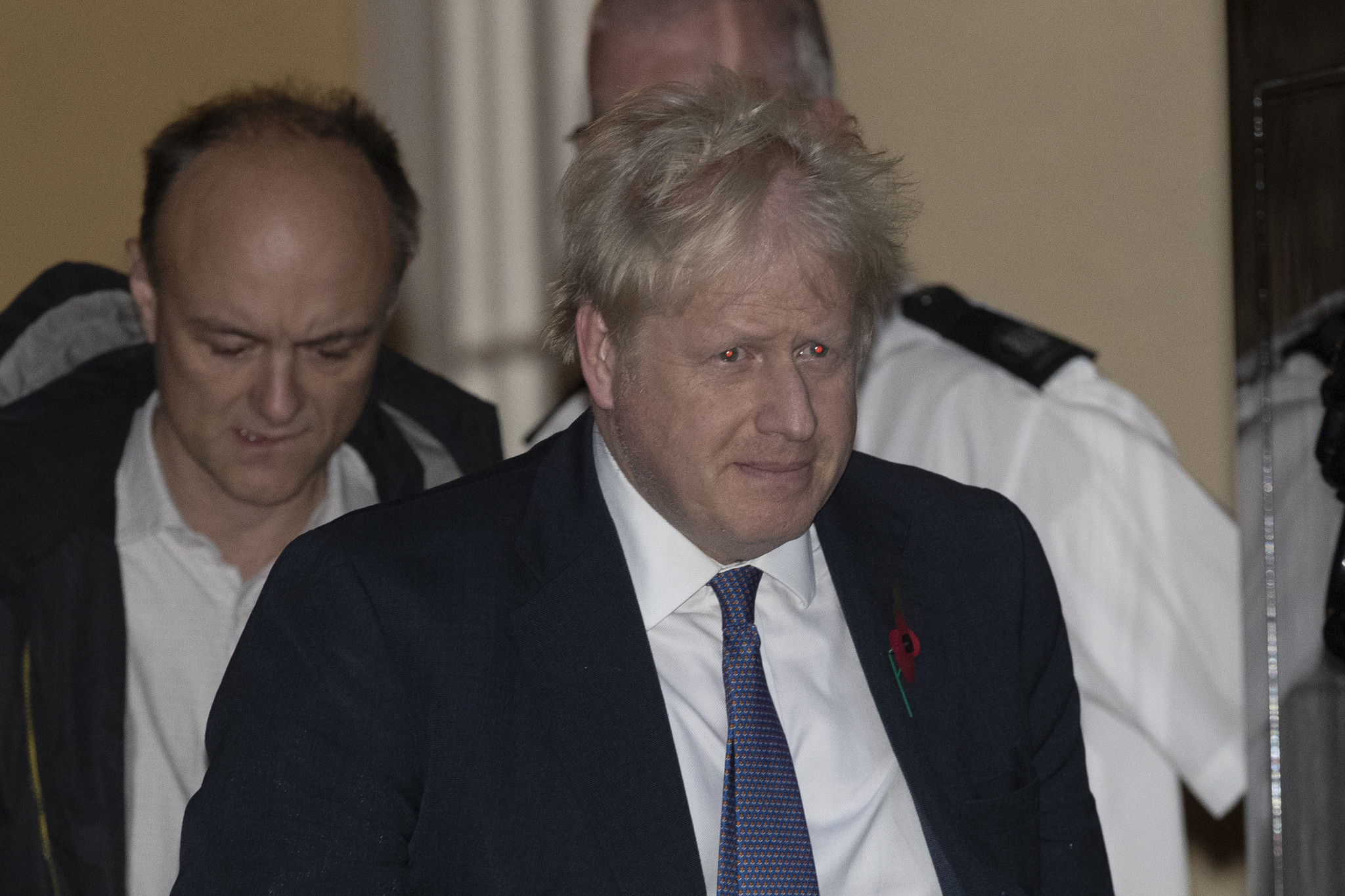 Boris Johnson's senior adviser Dominic Cummings self-quarantining with coronavirus symptoms