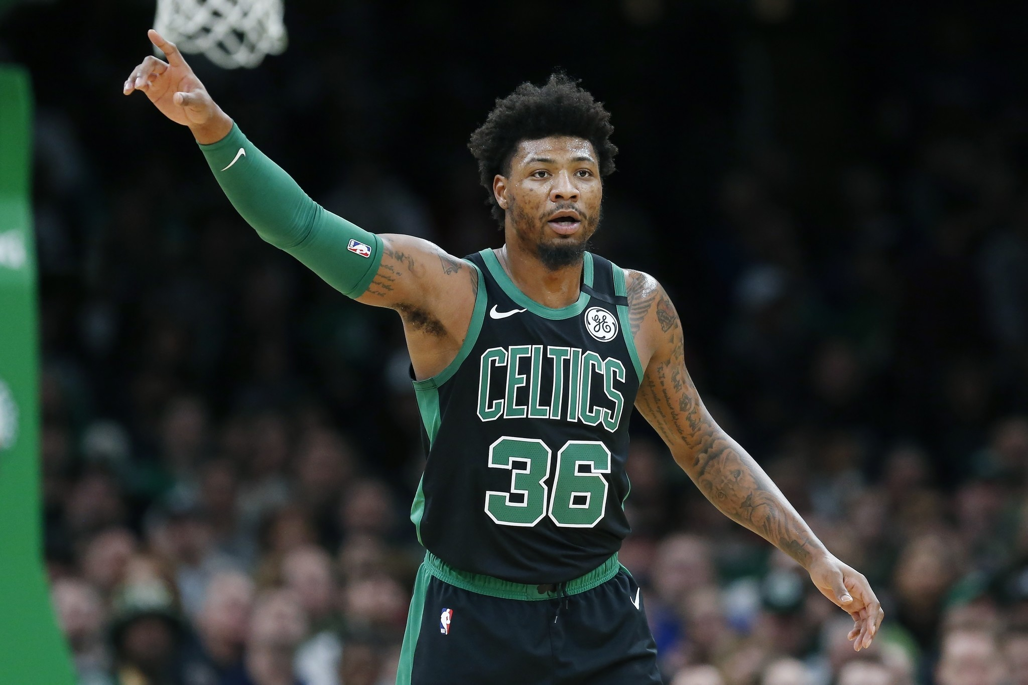 Boston Celtics guard Marcus Smart cleared after testing positive for coronavirus
