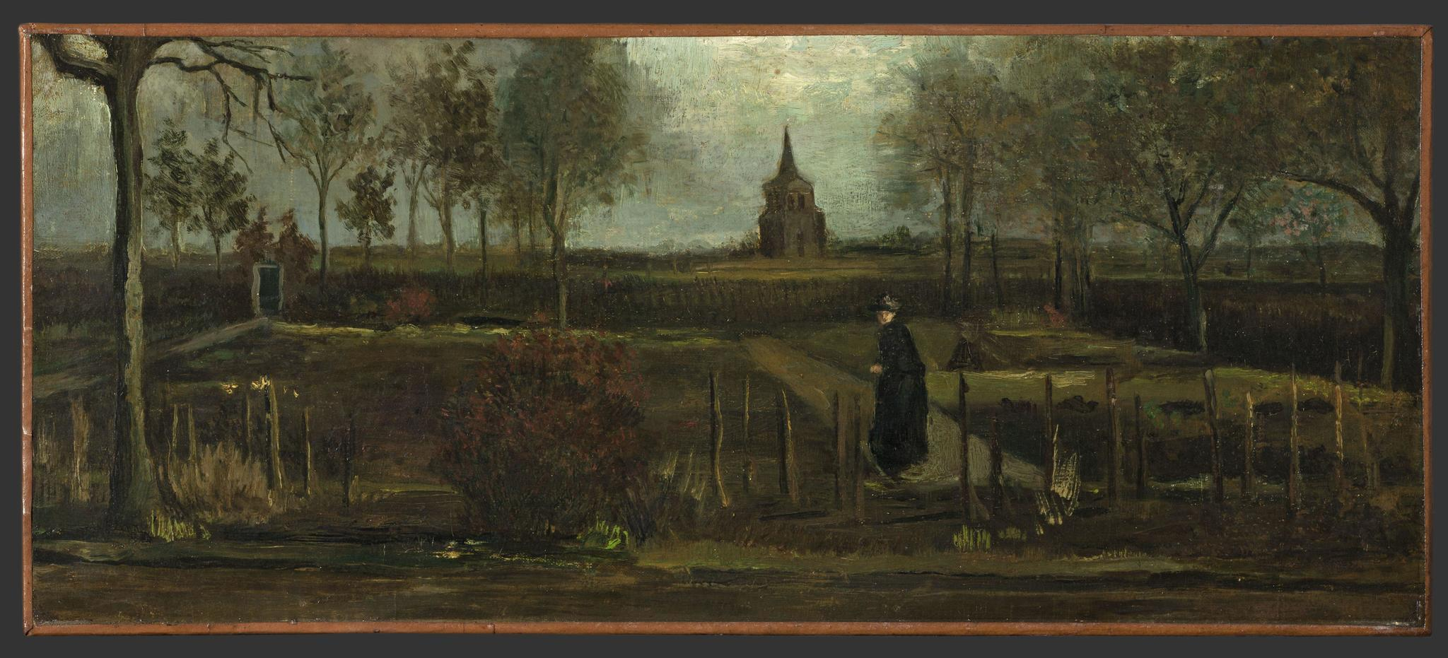 Van Gogh painting stolen from Dutch museum overnight during coronavirus lockdown