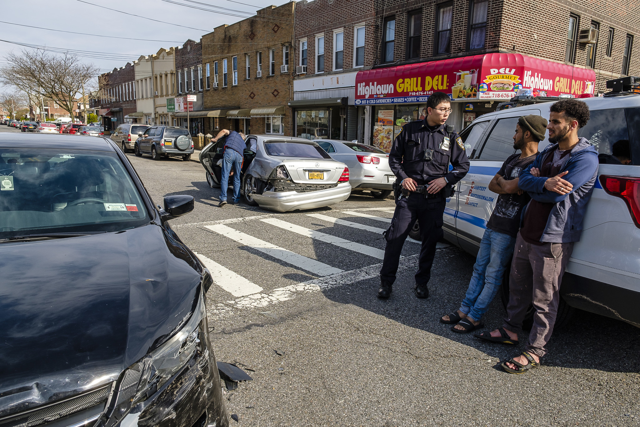 NYC drivers in minor car crashes must fill out their own police reports: NYPD memo