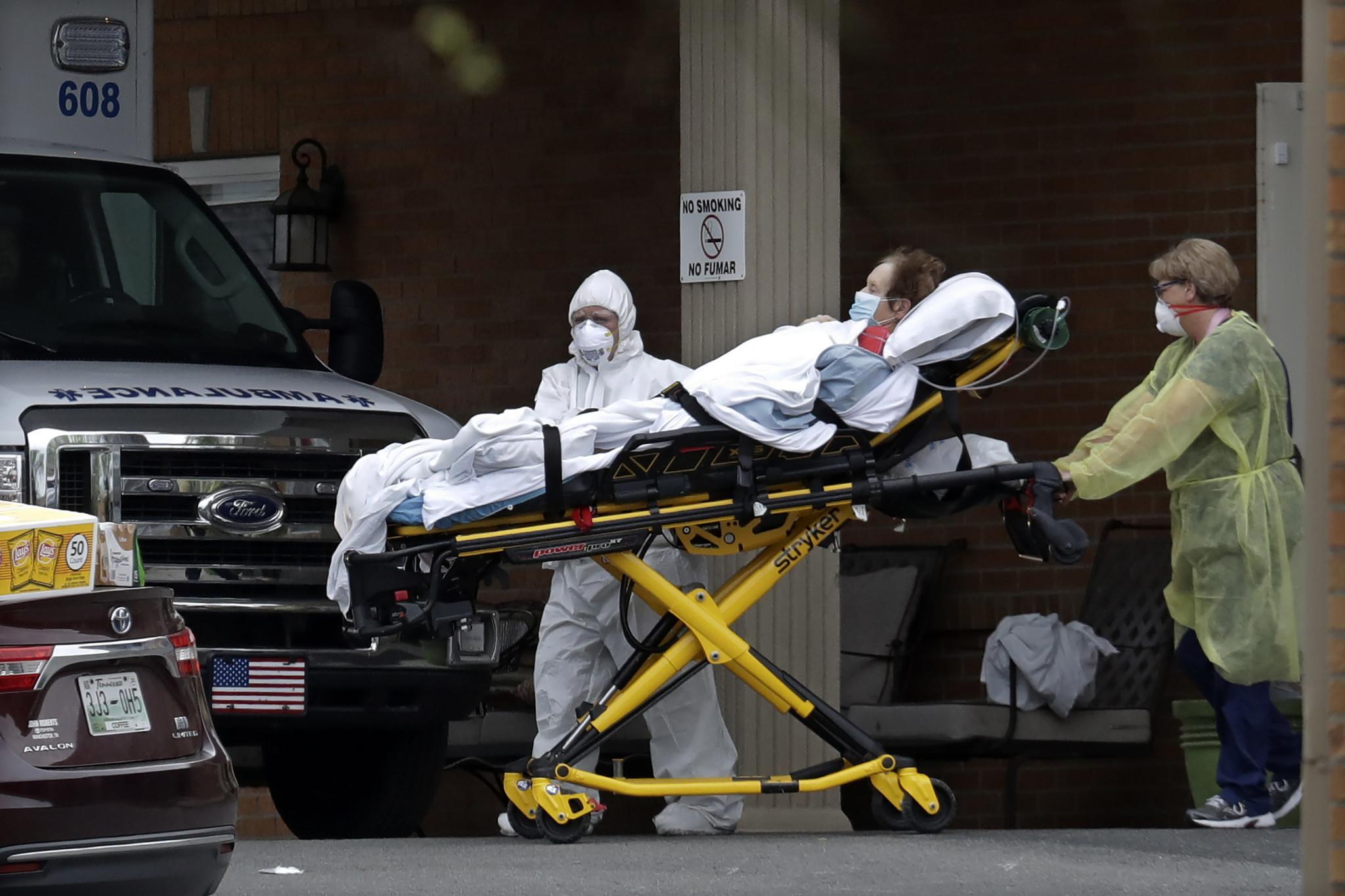 Two dead, more than 100 hospitalized in coronavirus outbreak at Tenn. nursing home