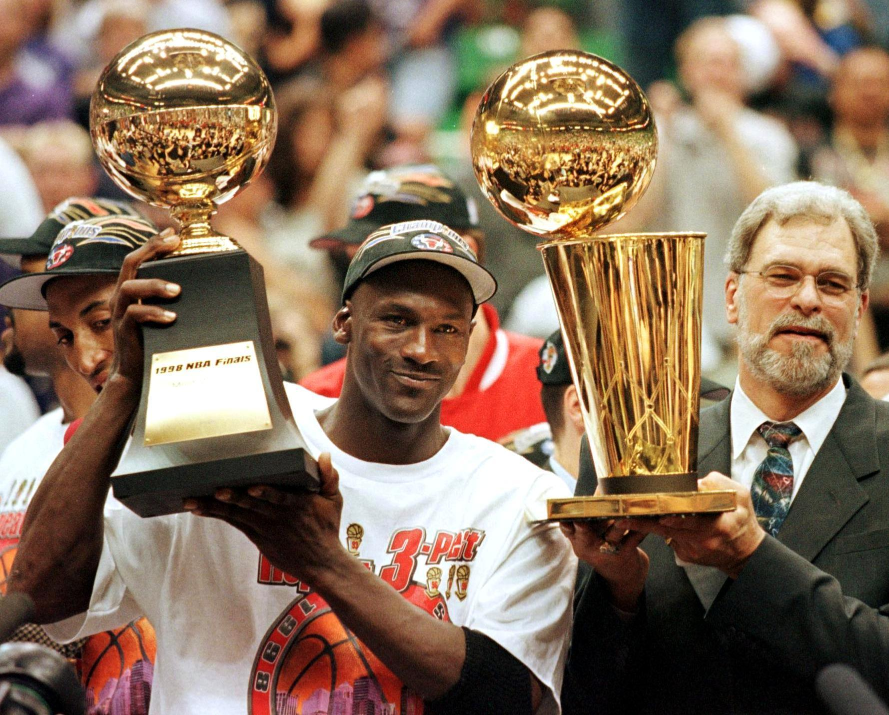 Michael Jordan 'Last Dance' documentary on 1998 Bulls championship moved up to April release